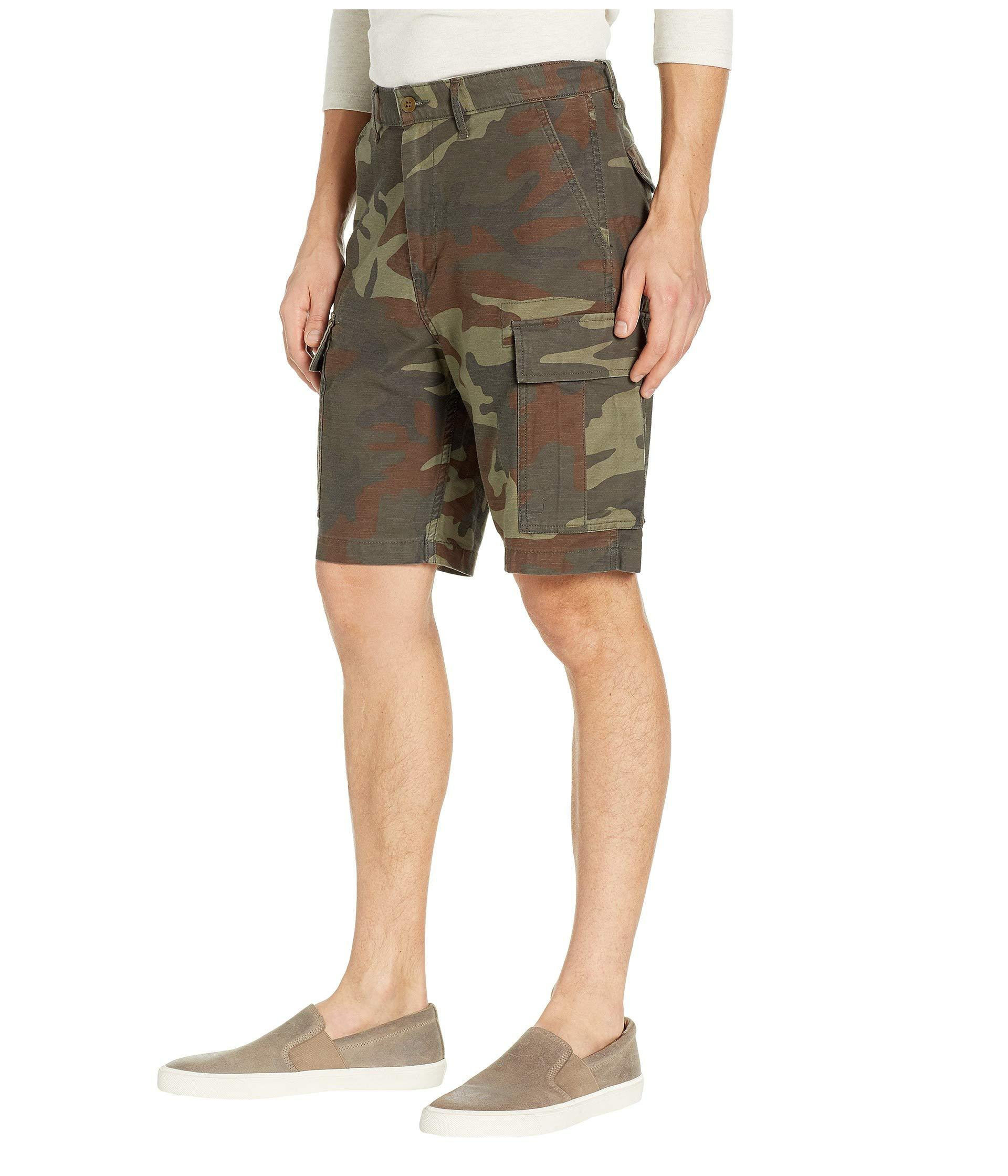 6a7a27eac1 Levi's Levi's(r) Mens Carrier Cargo Shorts (black/ripstop) Men's Shorts in  Green for Men - Lyst