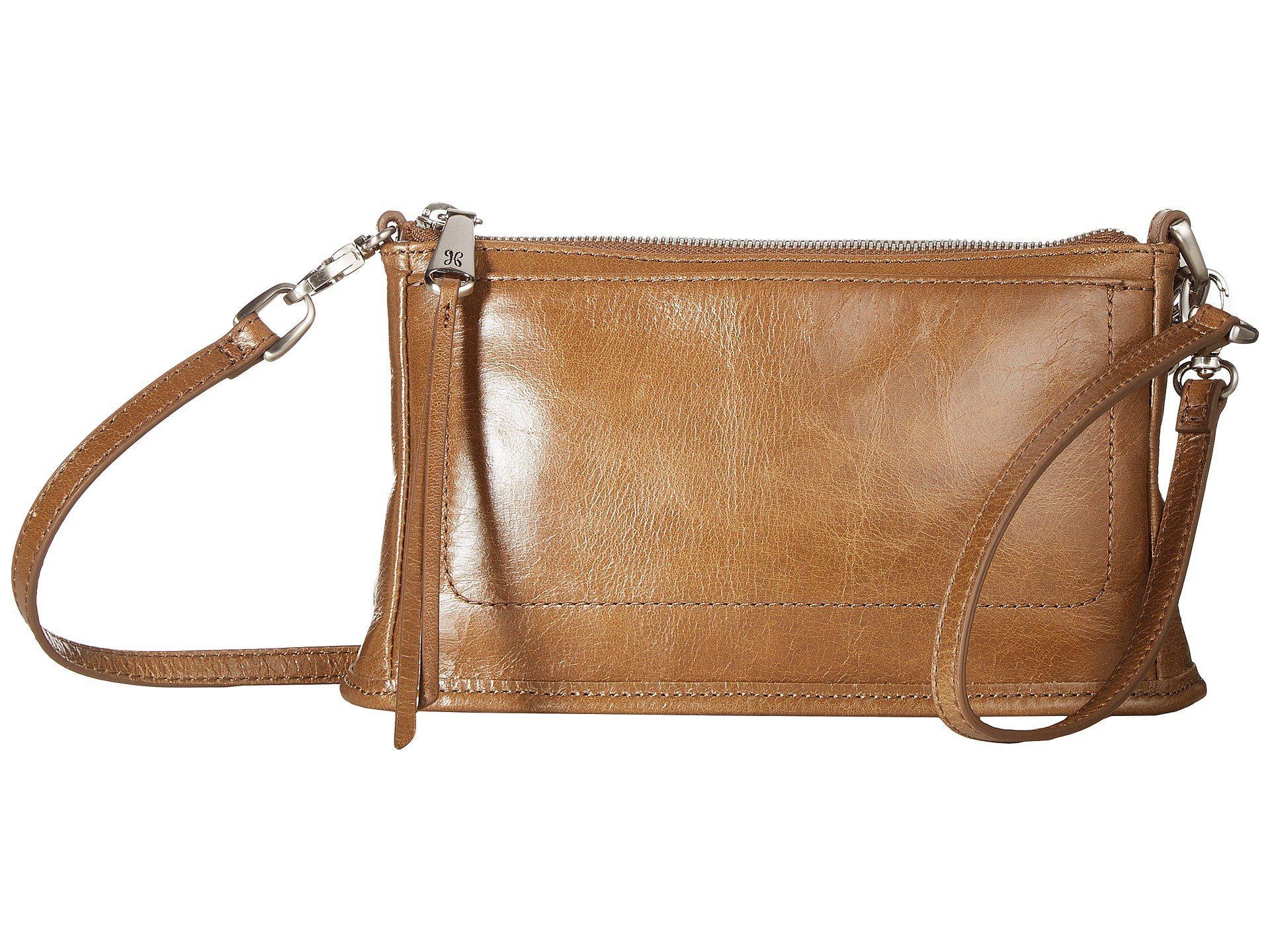 a8da59bd65 Lyst - Hobo Cadence (mink) Cross Body Handbags in Brown - Save 46%