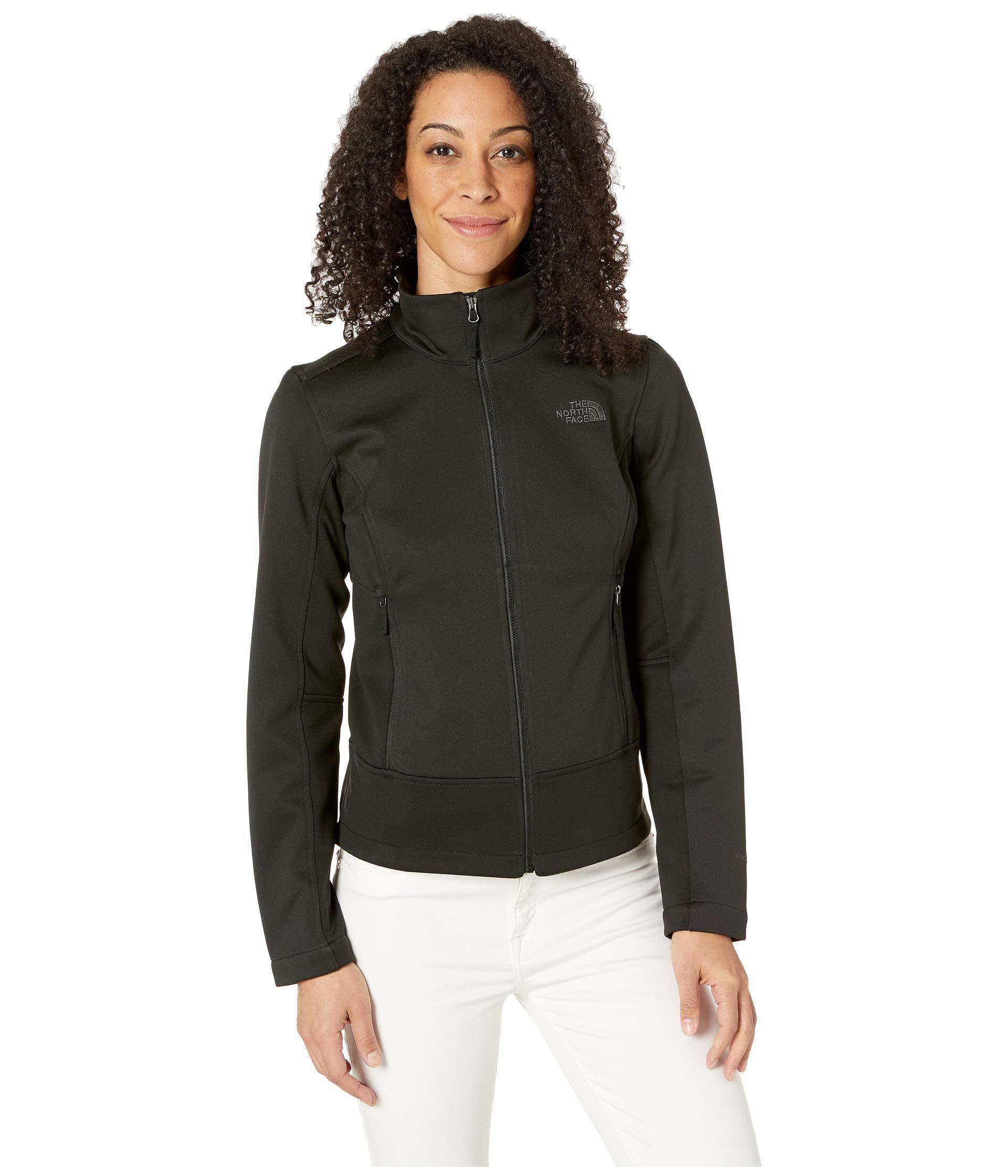 2de8c926eb0 The North Face. Apex Canyonwall Jacket (tnf Black tnf Black) Women s Coat