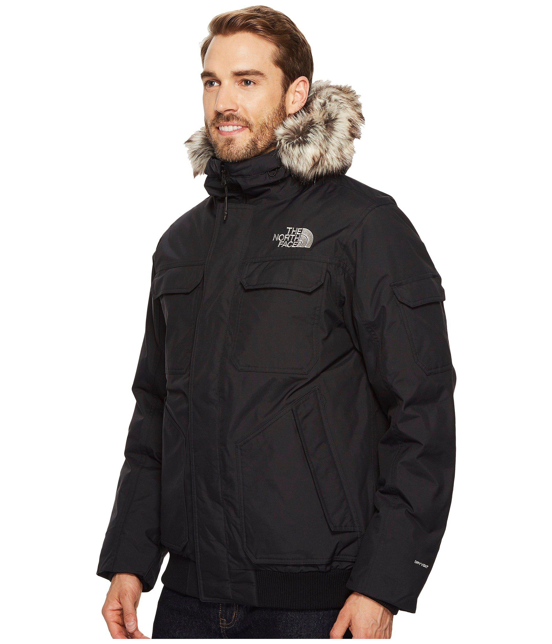 Lyst - The North Face Gotham Jacket Iii (tnf Red tnf Black) Men s Coat in  Black for Men 55fb9f88c