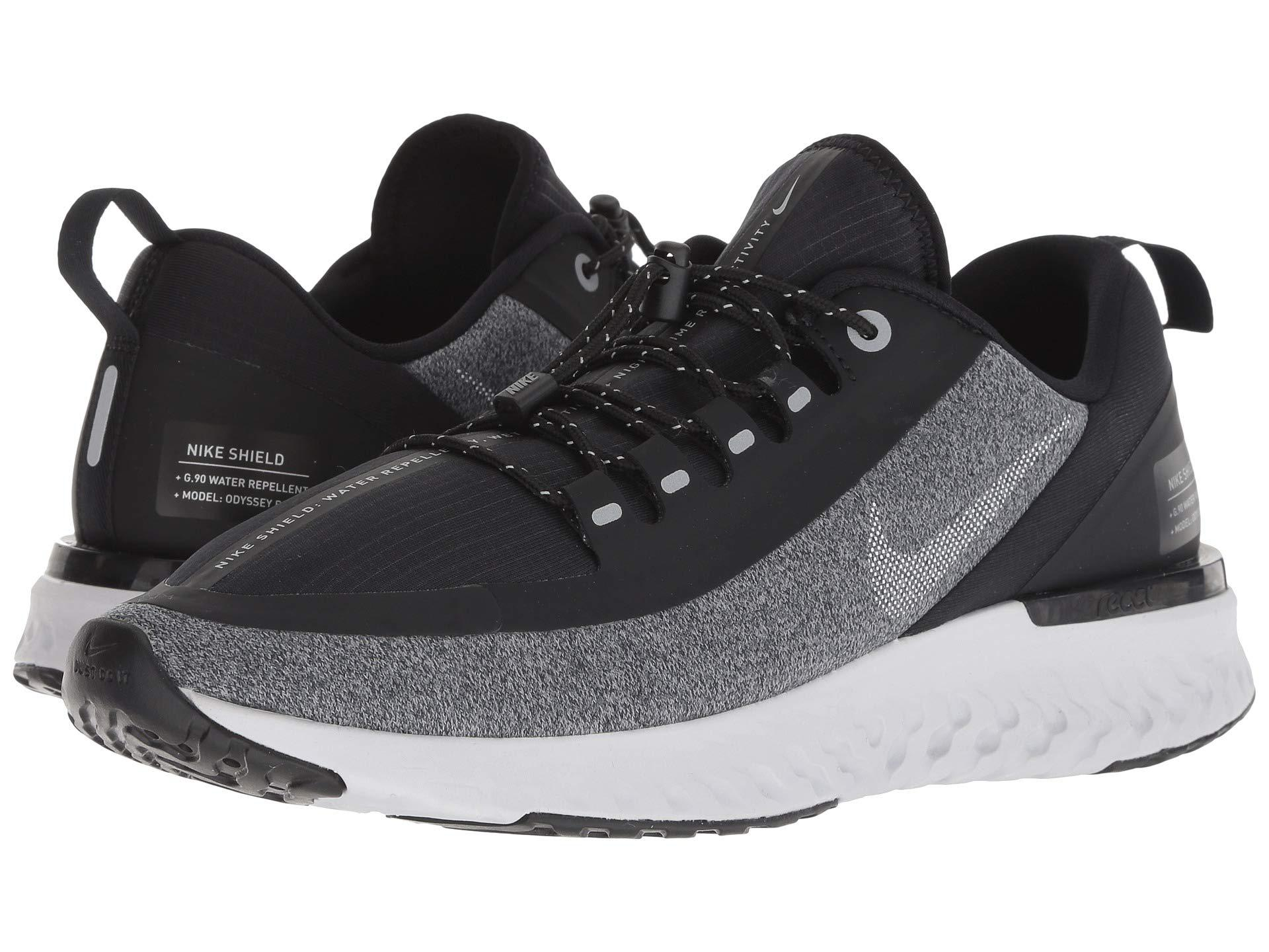 the latest 1298f a6125 Nike. Gray Odyssey React Shield (black anthracite anthracite dark ...