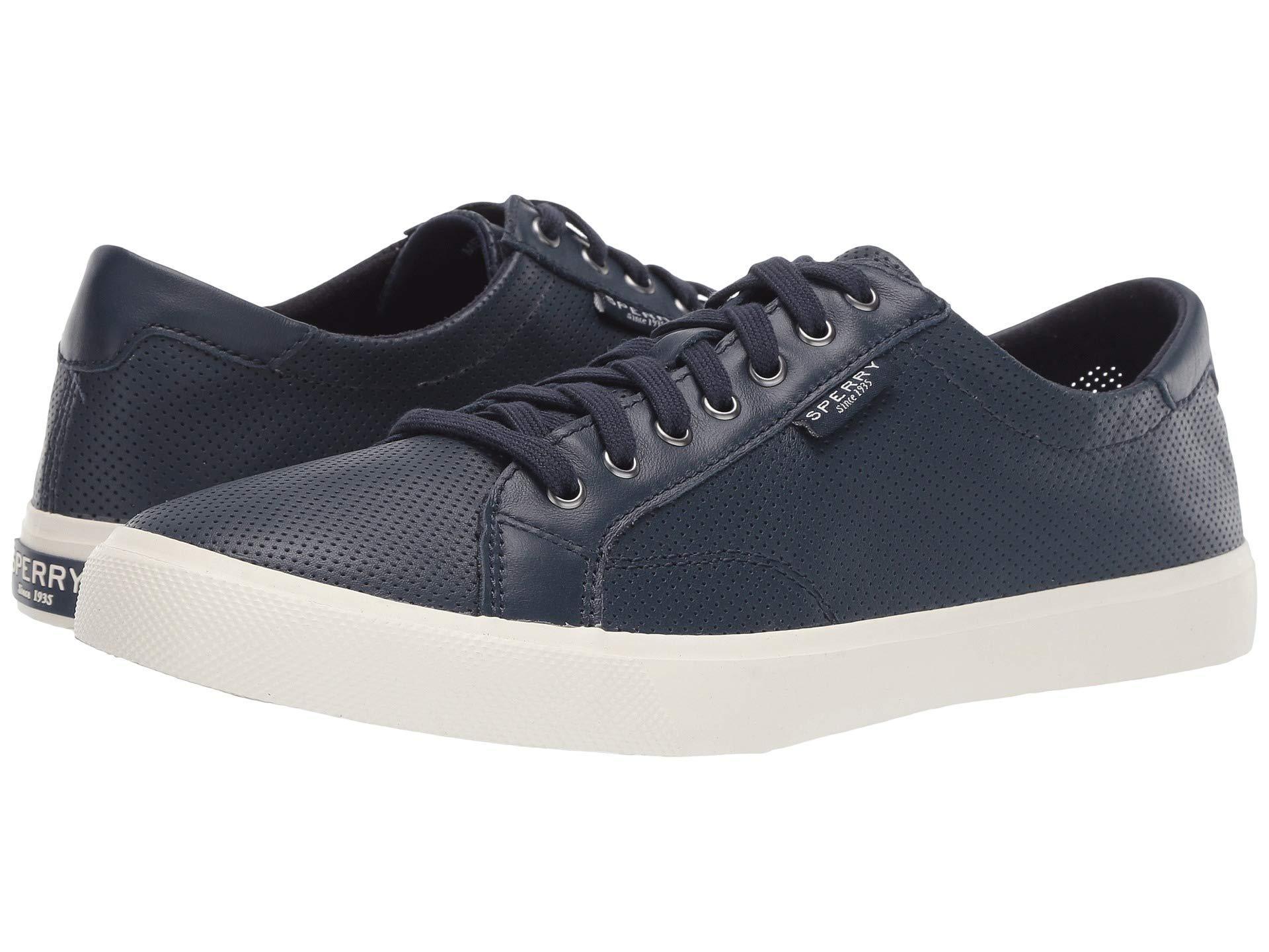 halpa hinta uk saatavuus verkkokauppa Blue Captain's Ltt Perf (brown) Men's Shoes