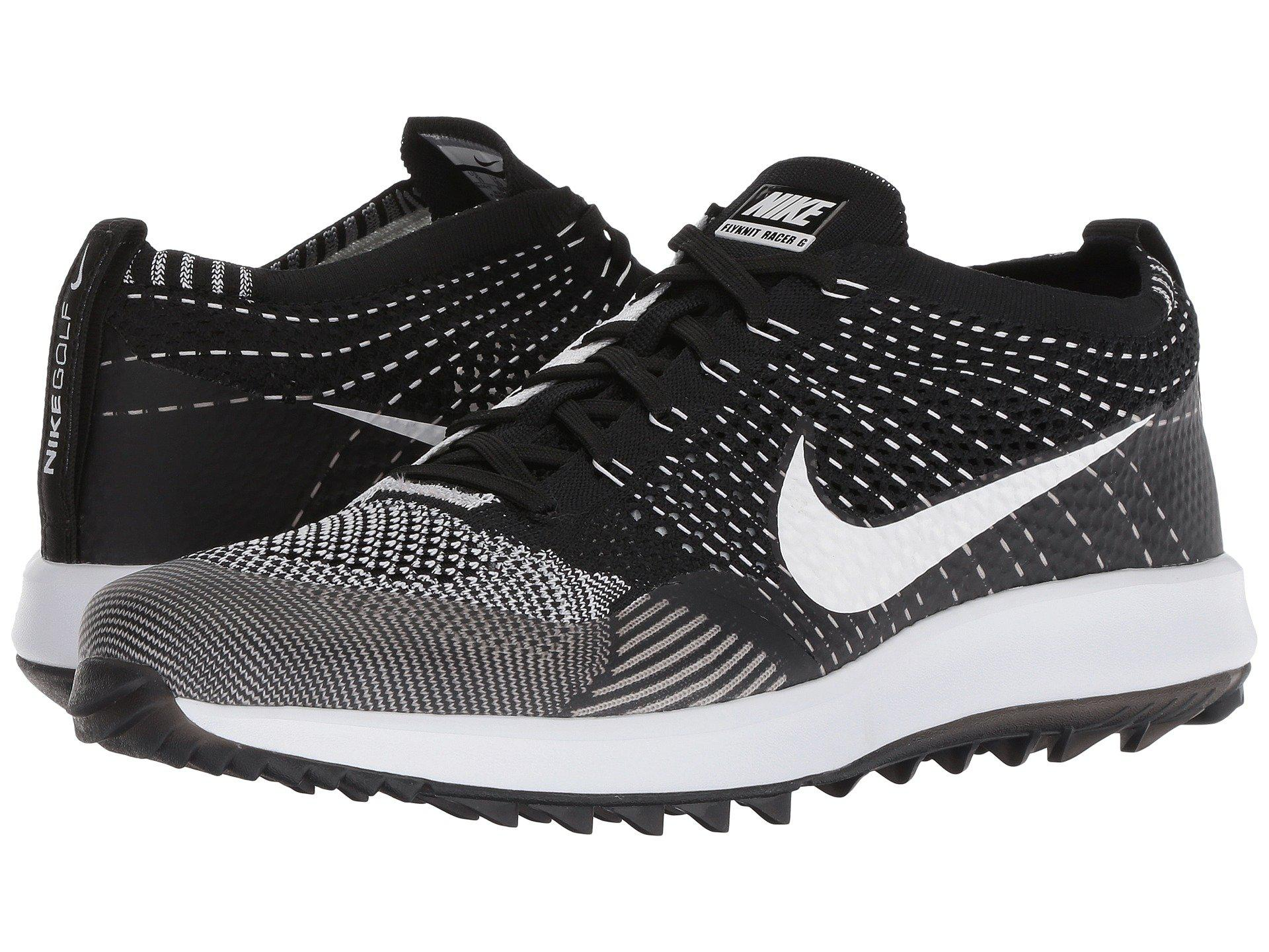 c4dea2296c00 promo code for nike flyknit racer all black black and white cd3a6 6bbea