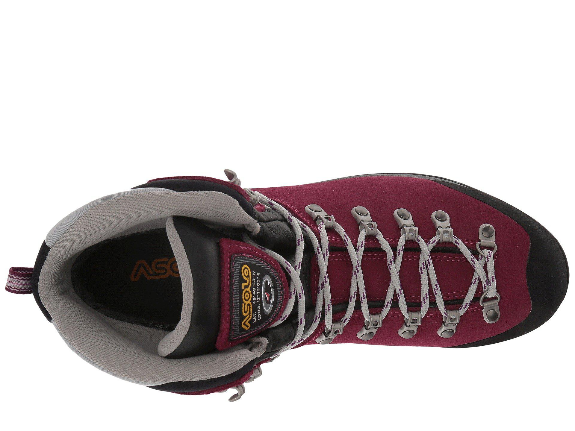 Lyst - Asolo Greenwood Gv Ml (grapeade) Women s Lace Up Casual Shoes ce888a7f634