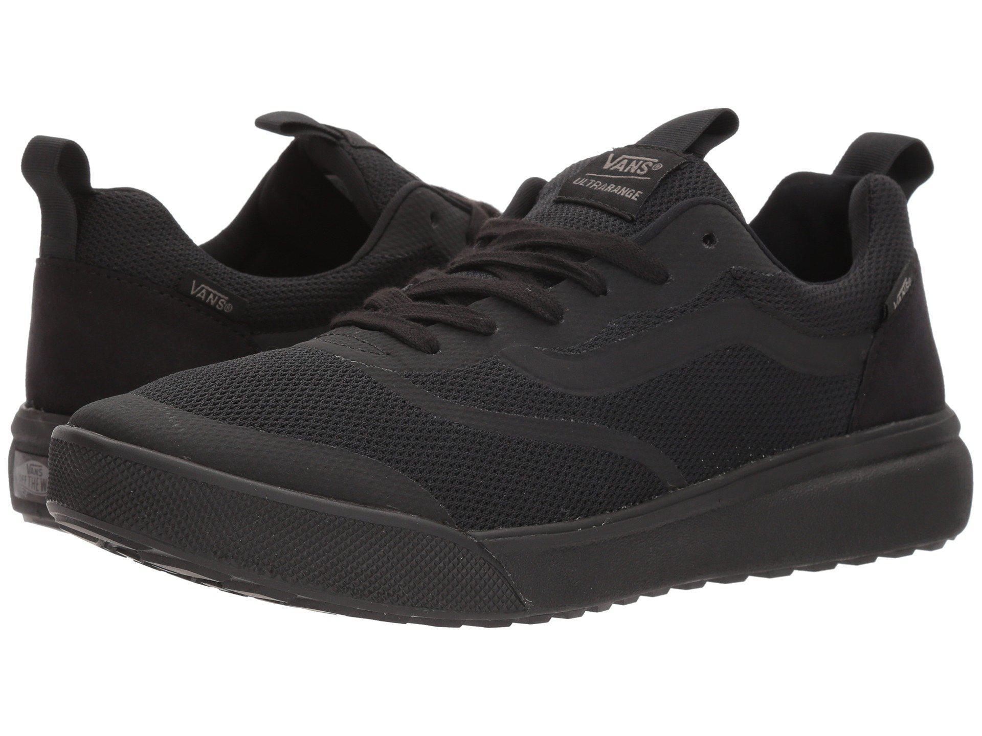 9f27dfe53d9a9e Vans - Ultrarange Rapidweld  18 (black black) Skate Shoes for Men -. View  fullscreen