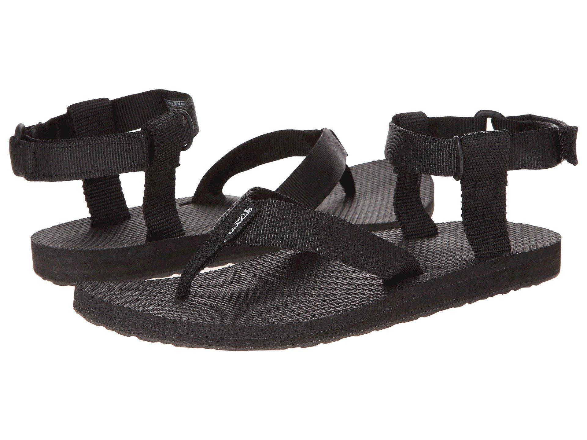065de689df0a25 Lyst - Teva Original Sandal - Urban (black) Men s Sandals in Black ...