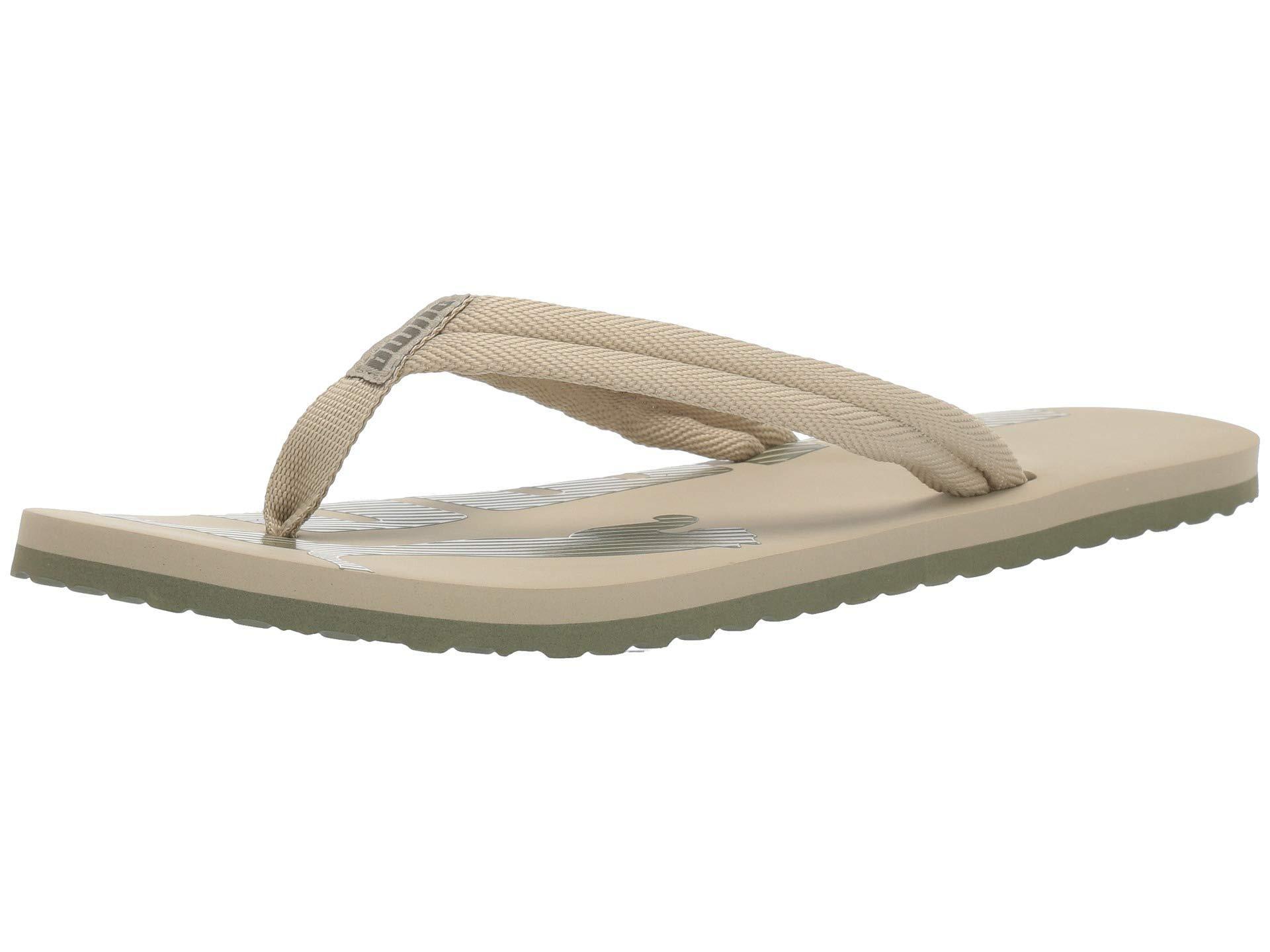 8d2bab5bcb31 PUMA - Multicolor Epic Flip V2 (elm olivine) Men s Sandals for Men -. View  fullscreen