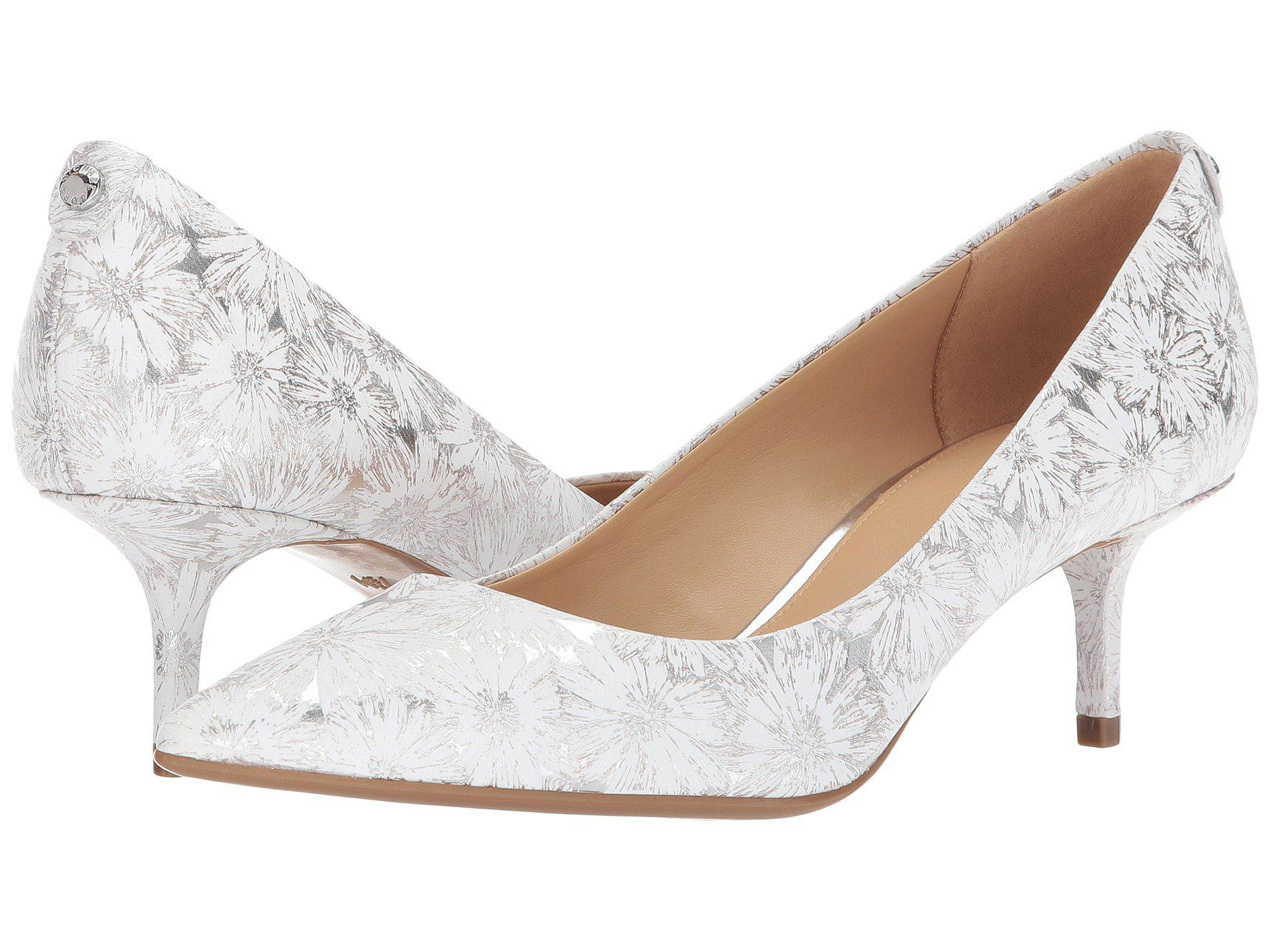 be849febd92 Gallery. Previously sold at  Zappos · Women s Michael By Michael Kors Mk  Flex Women s Ivory Pumps ...