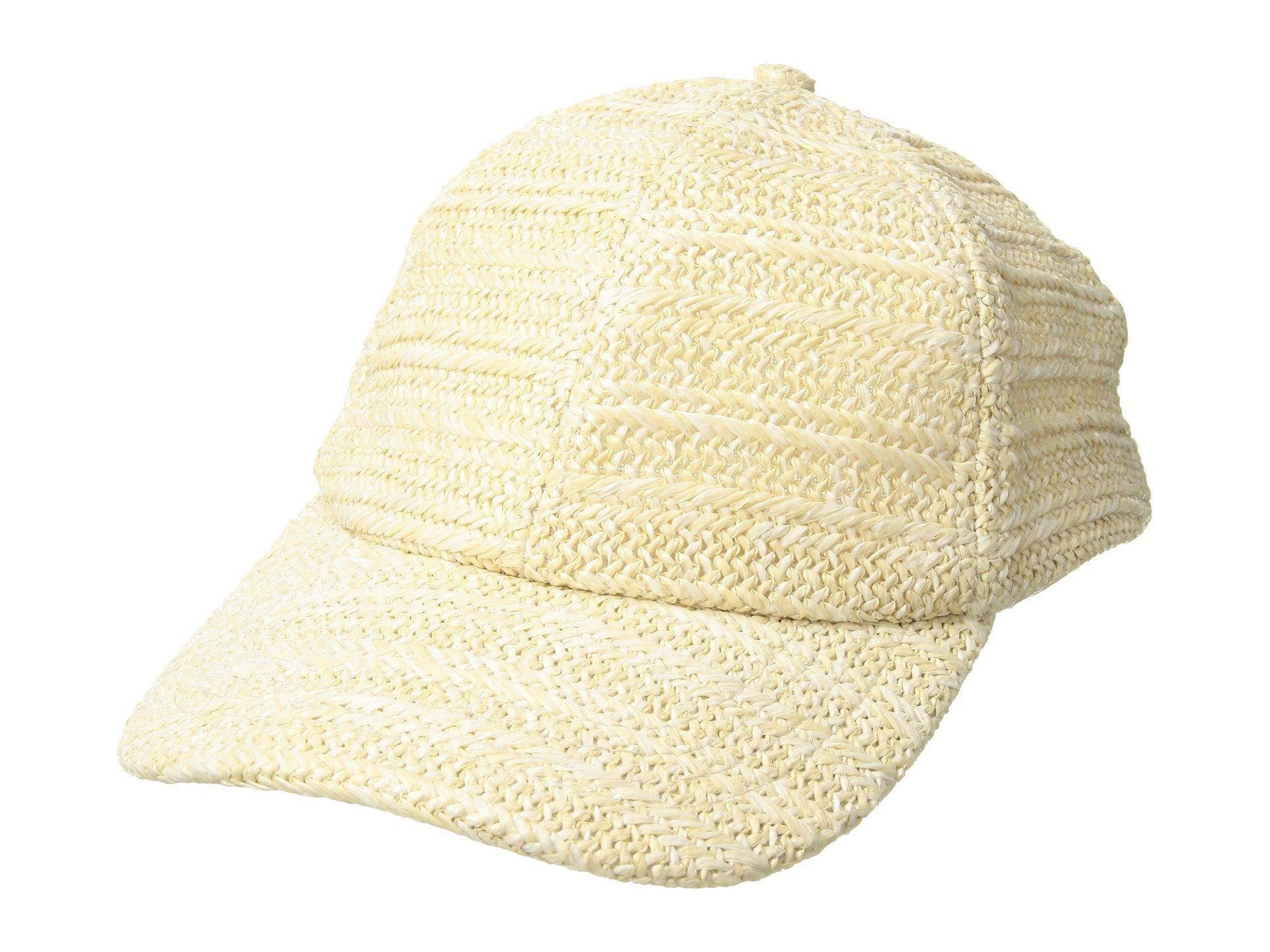 c9978e3acfcf7d BCBGMAXAZRIA Natural Texture Baseball Hat (natural) Baseball Caps in ...