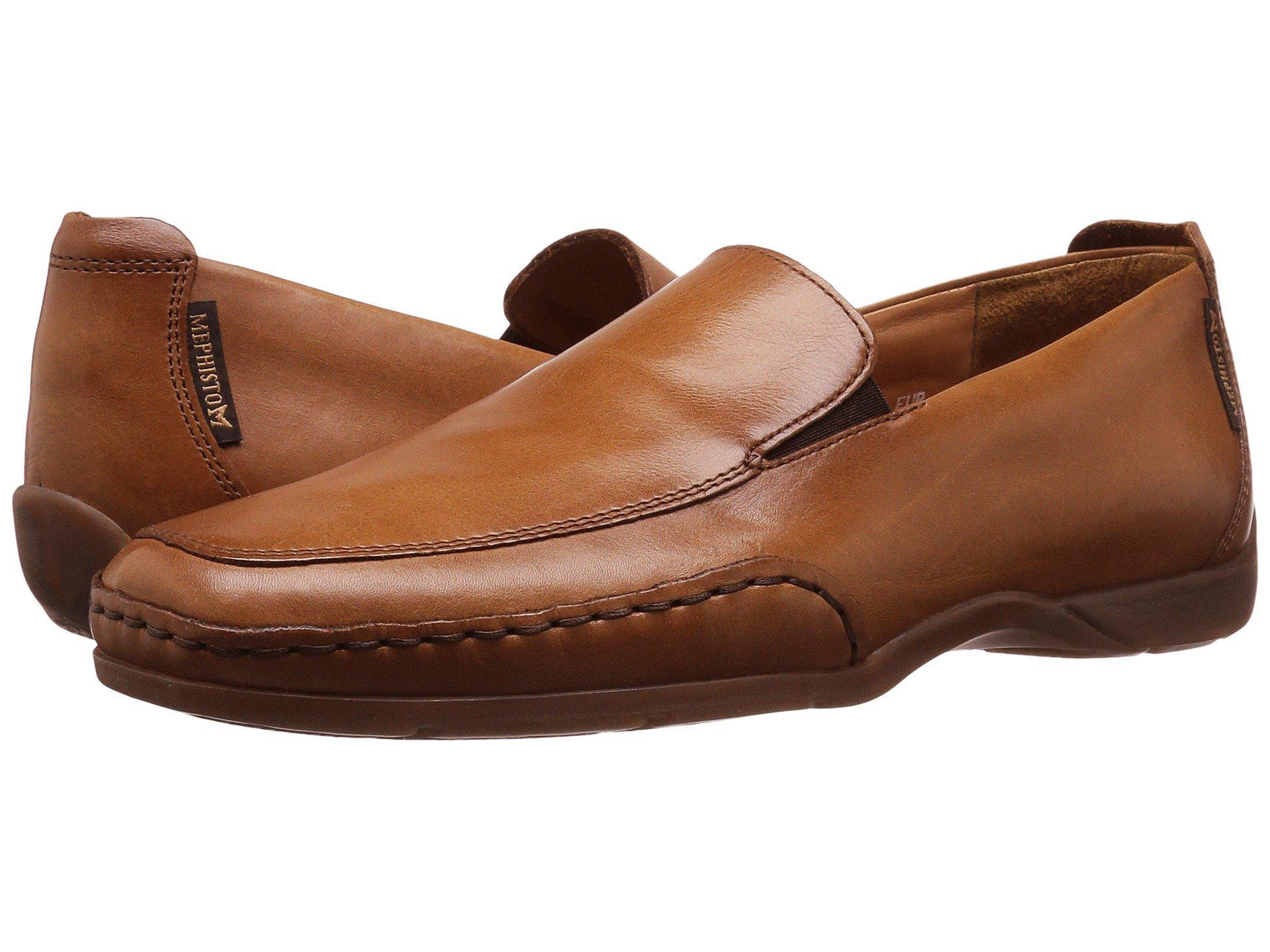65e1fe4c1f6 Lyst - Mephisto Edlef (hazelnut Palace) Men s Slip On Shoes in Brown ...