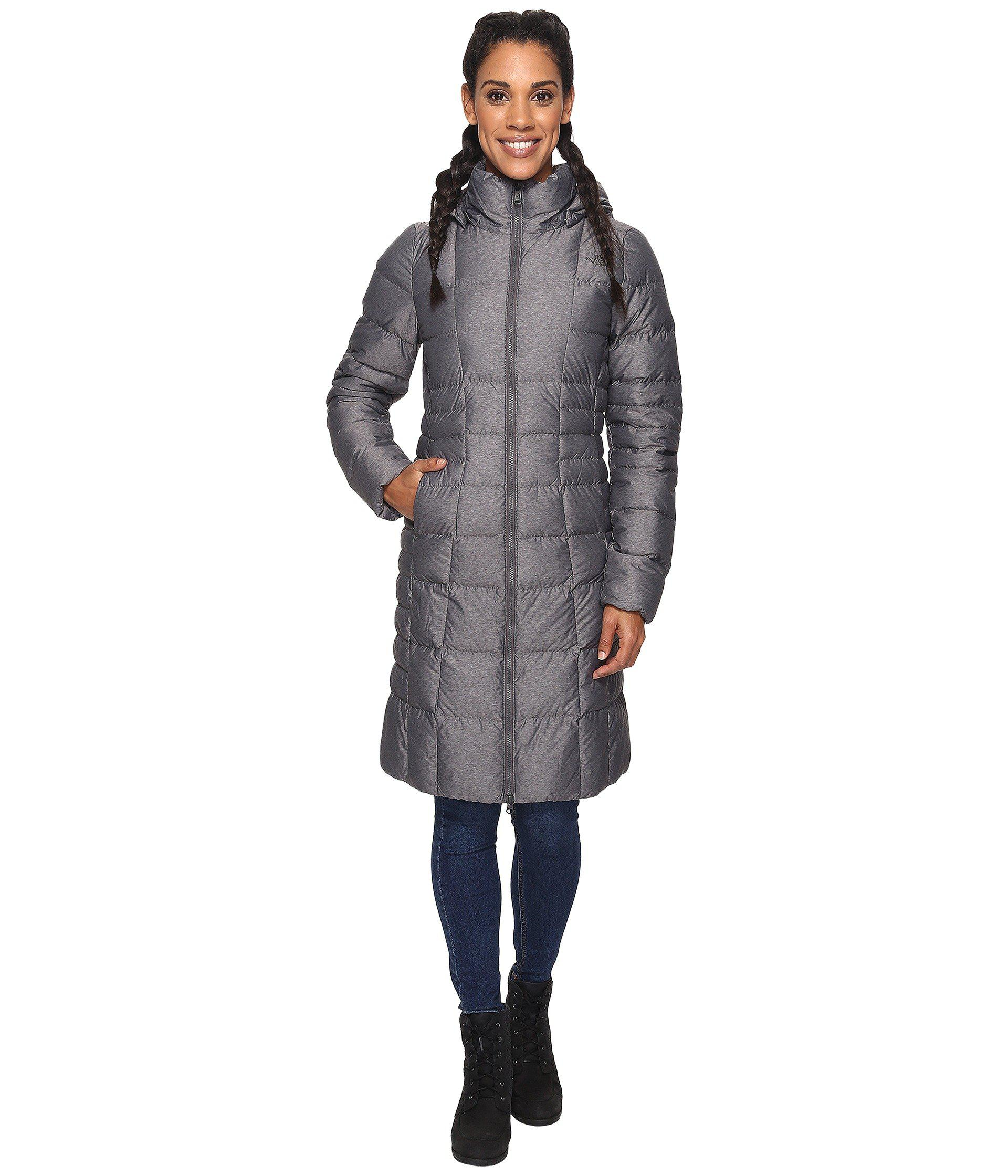f5a11f7d6c Lyst - The North Face Metropolis Parka Ii in Gray