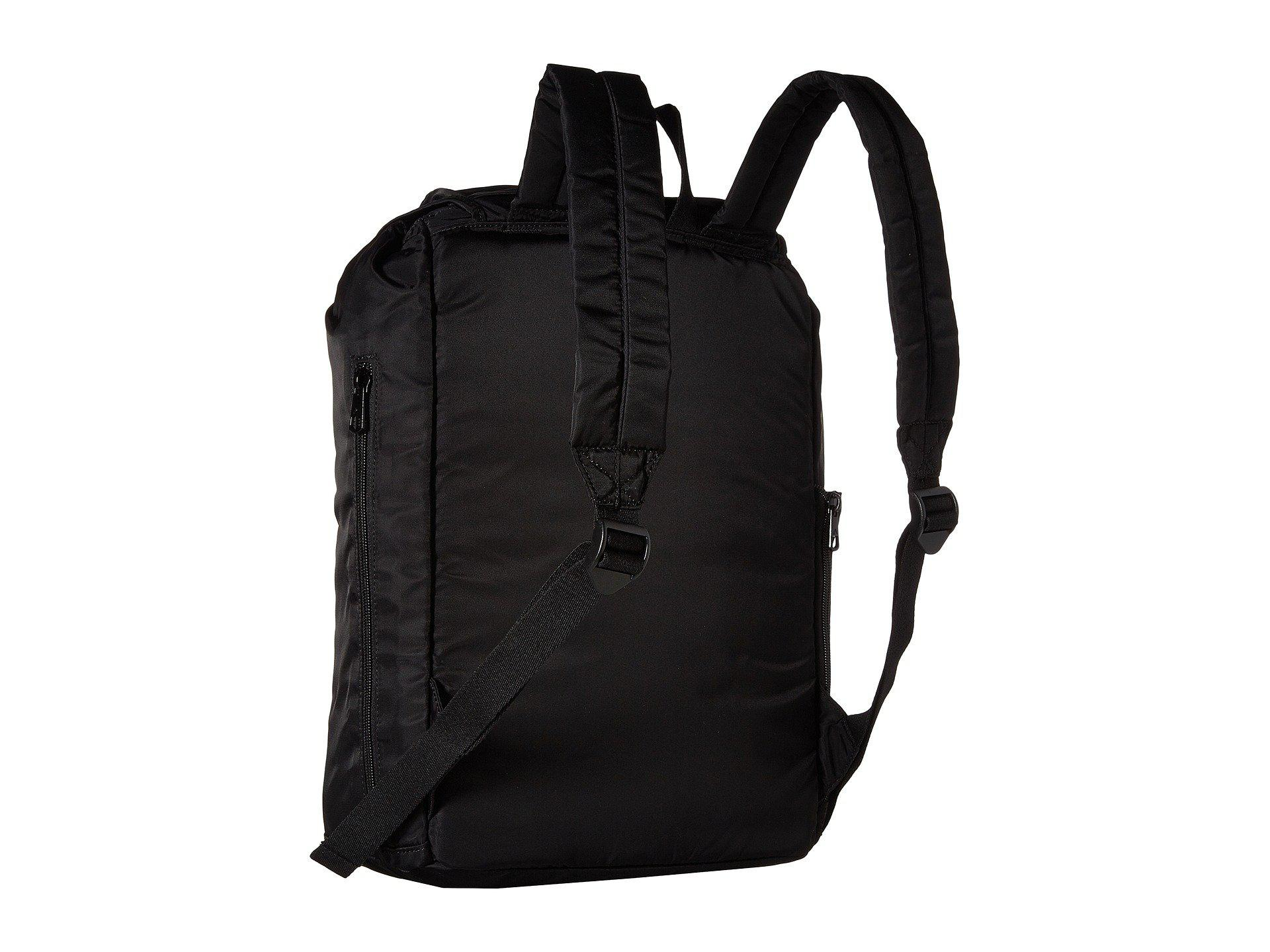 c4a307218a ... Nylon Benny Backpack (black) Backpack Bags - Lyst. View fullscreen
