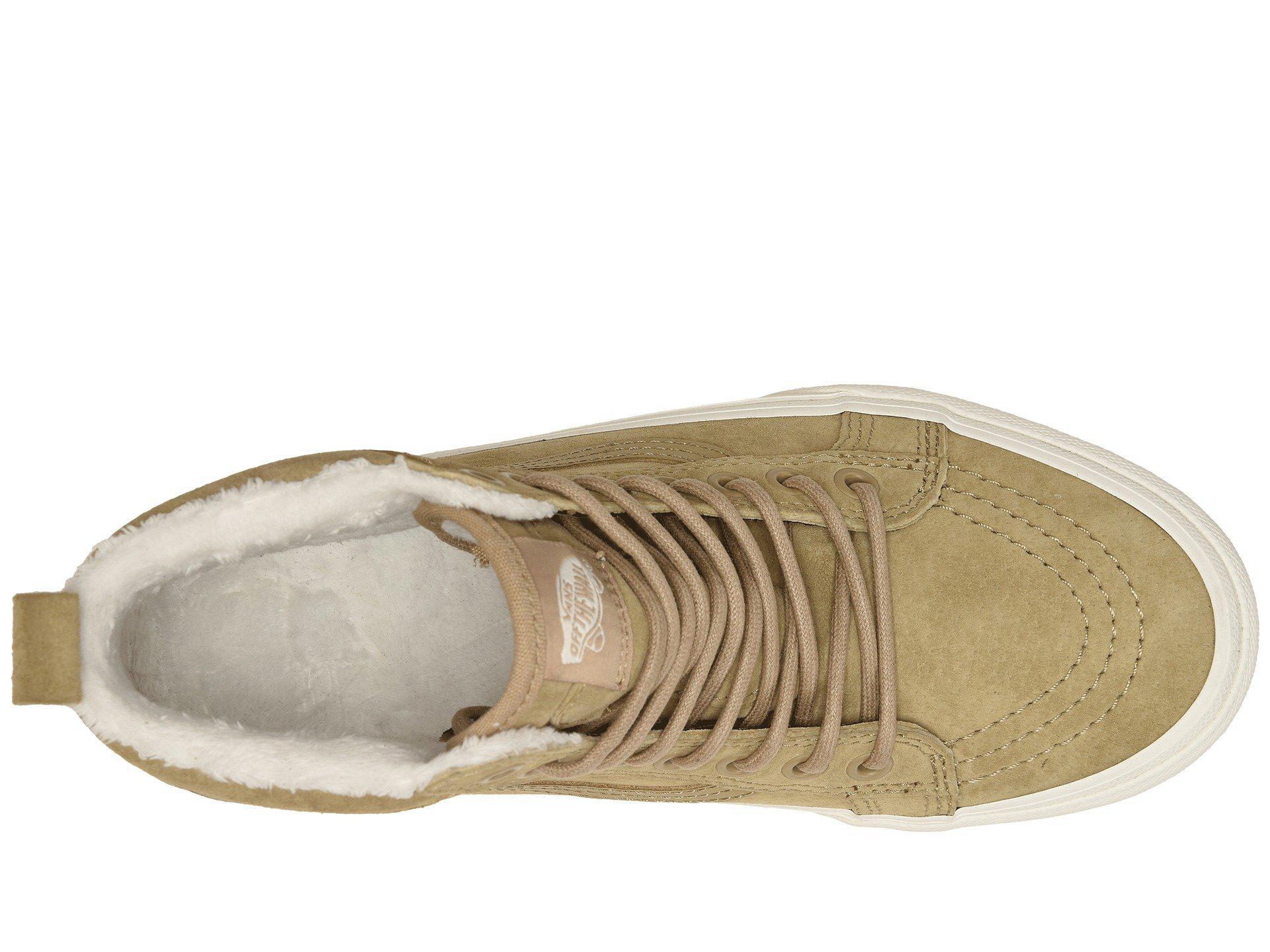Mte For Vans Shoes Sk8 Men mte Lyst Skate Hi Suedechocolate Torte tBwRnOaOq