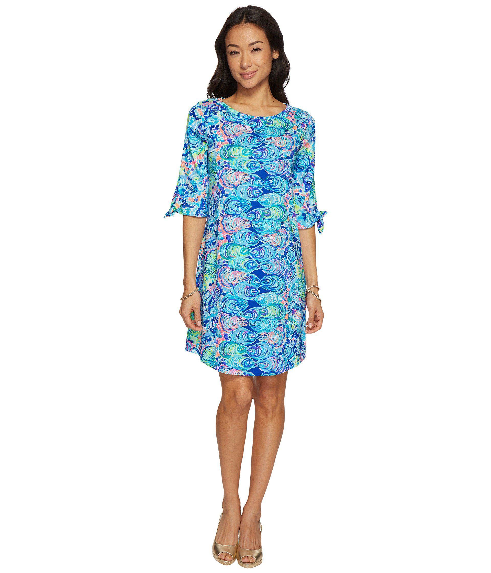 Lyst - Lilly Pulitzer Preston Dress in Blue