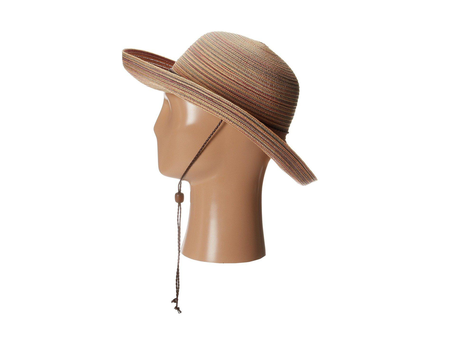 9f87854a898 San Diego Hat Company - Brown Mxm1014 Mixed Braid Kettle Brim Hat (rust)  Traditional. View fullscreen