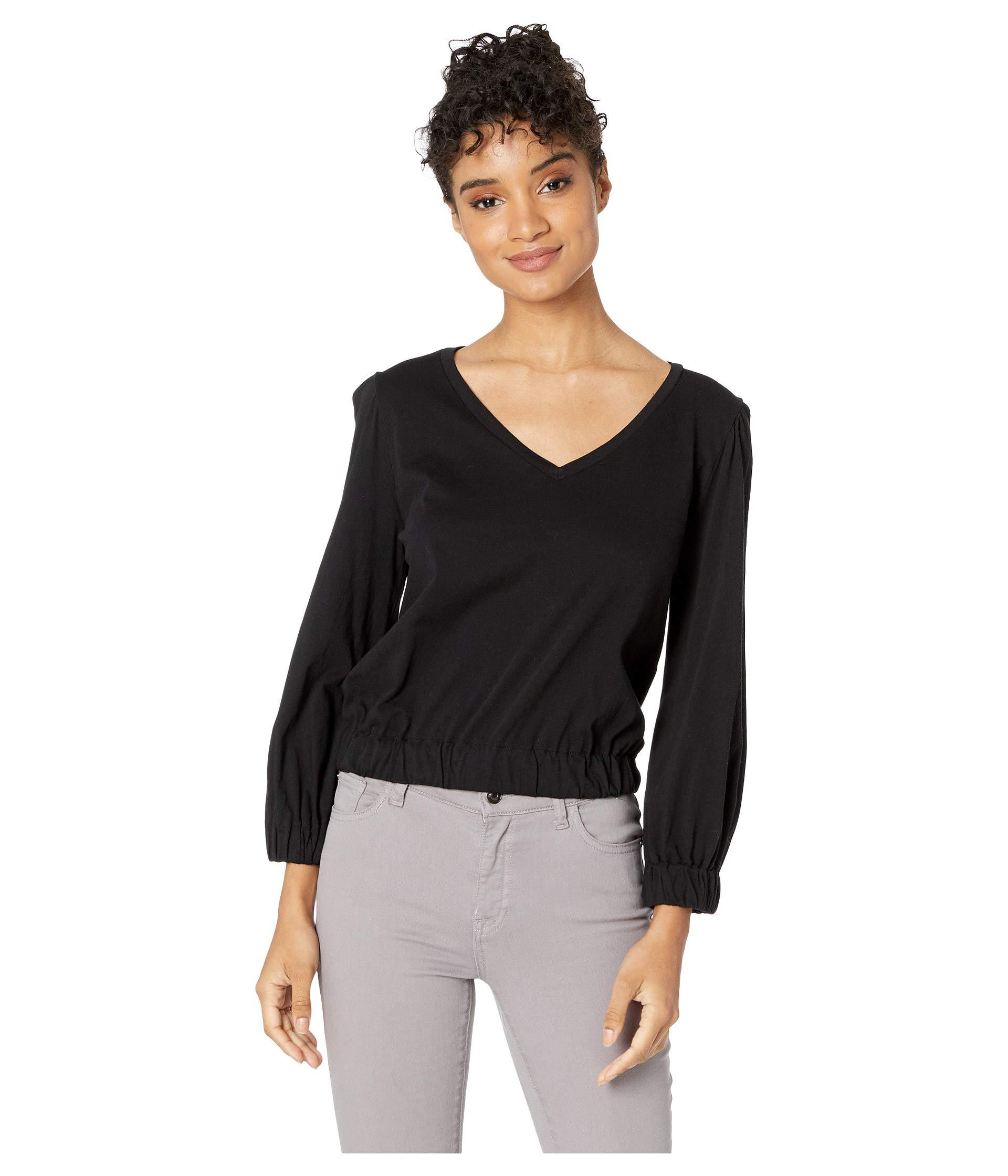 a4ad3804 Lyst - Lamade Kat Top (black) Women's Clothing in Black