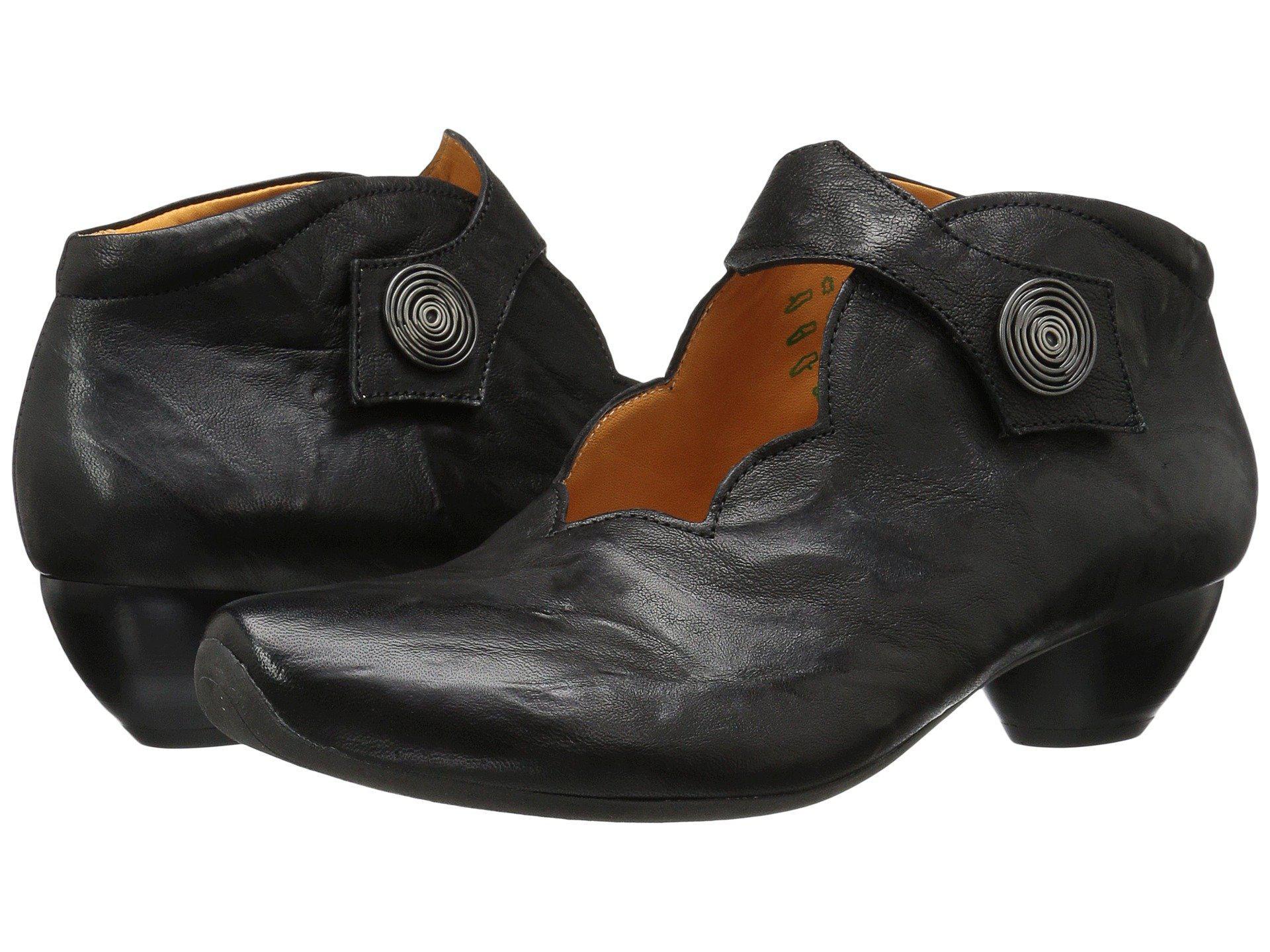 f3240fb17e81a1 Lyst - Think! Aida - 88259 (schwarz) Women s Maryjane Shoes in Black