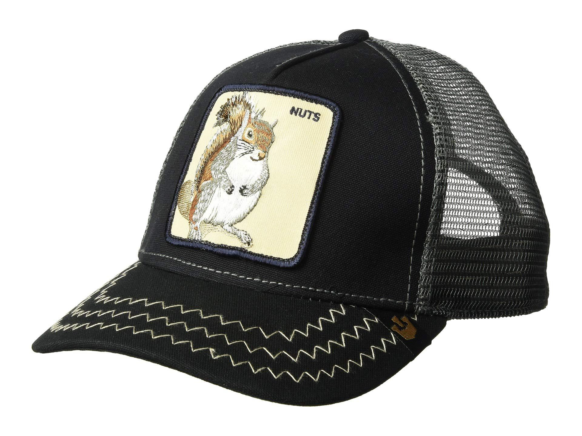 6d60122973884 Goorin Bros - Multicolor Animal Farm Snap Back Trucker Hat (olive Donkey)  Caps for