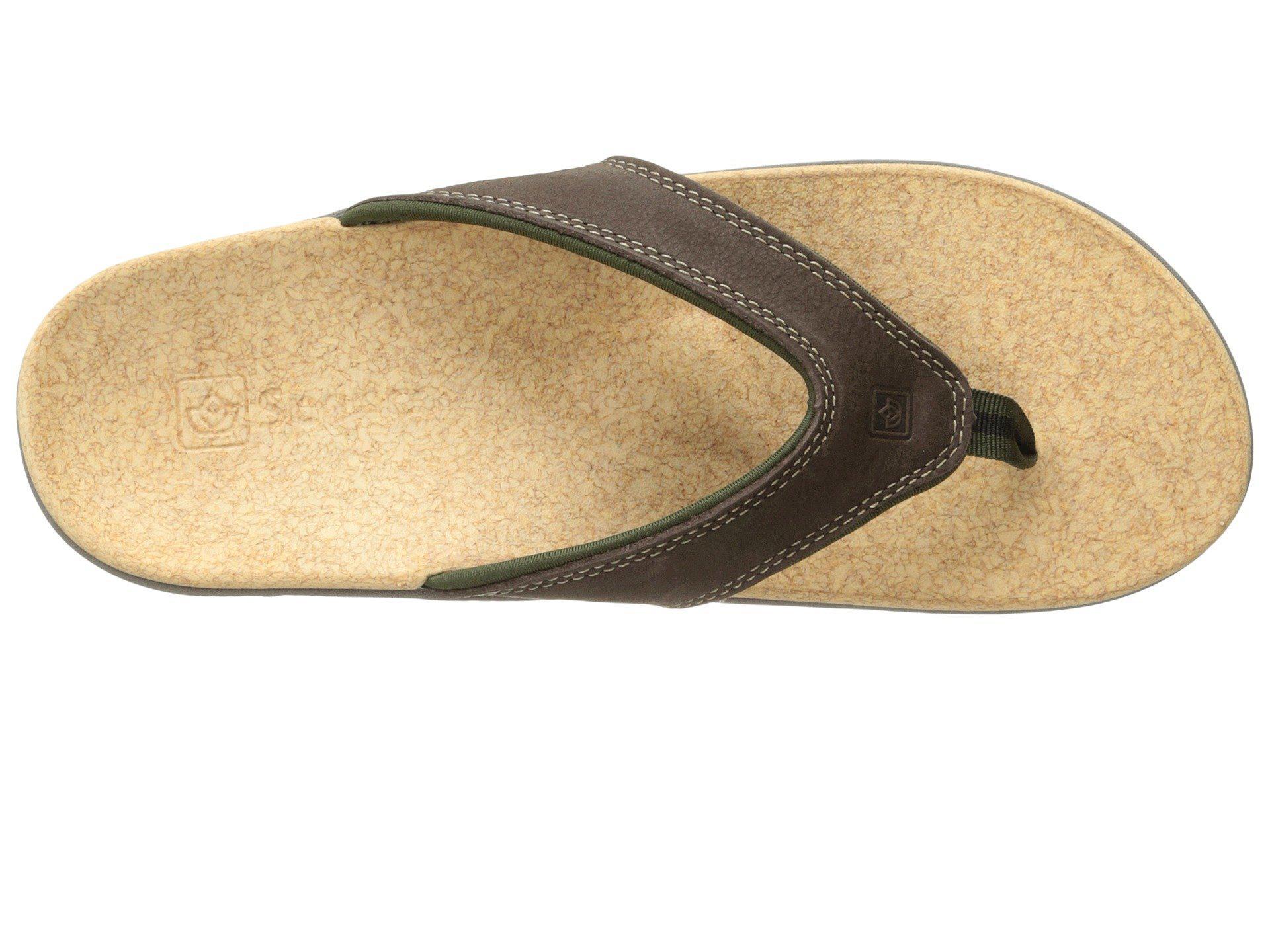 e3ad32039c3 Spenco - Brown Yumi (carbon pewter) Men s Sandals for Men - Lyst. View  fullscreen