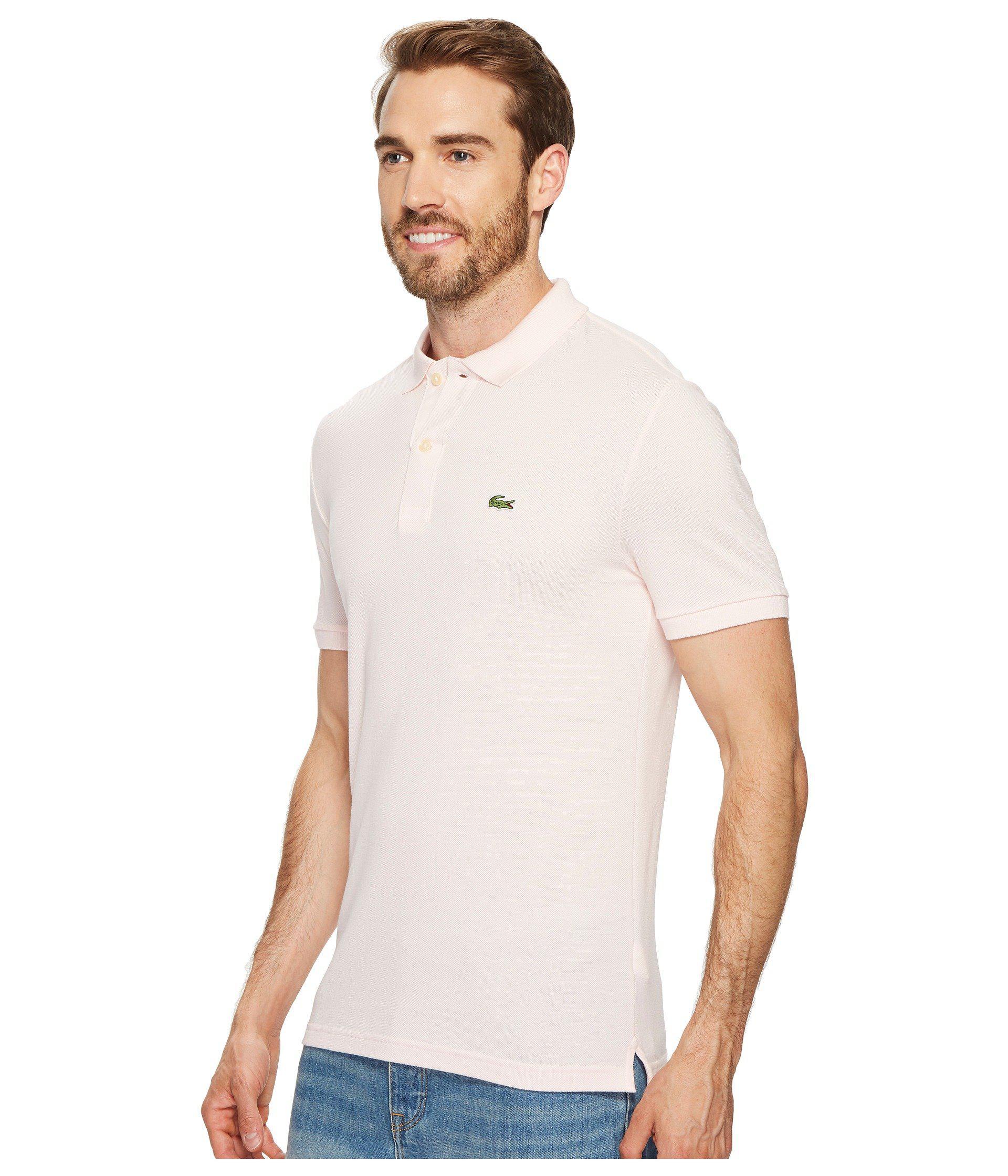 wholesale dealer 0edb5 c4585 Lacoste Shirt Slim Fit Pique Polo – EDGE Engineering and ...
