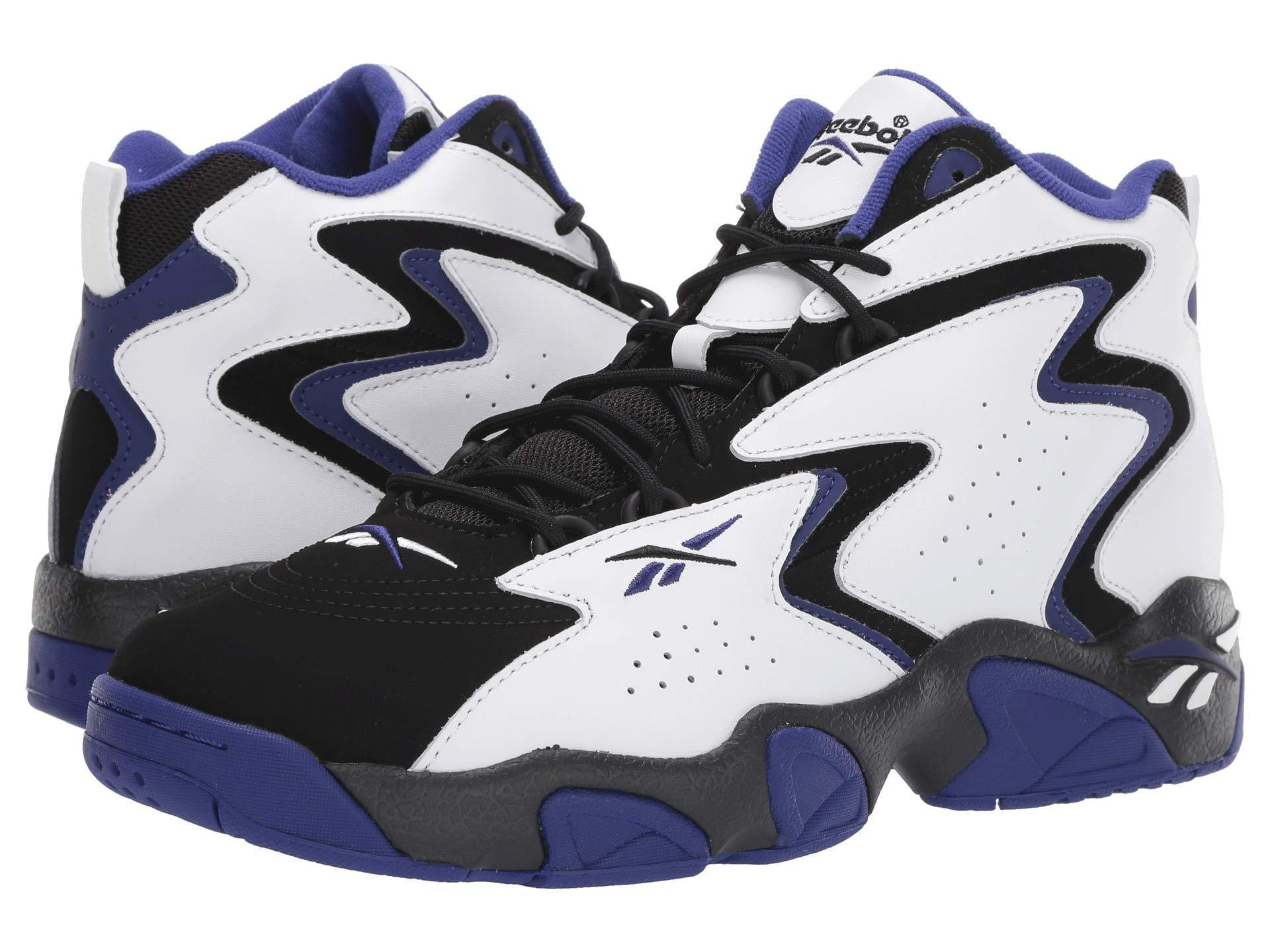 97e34009fc5c Lyst - Reebok Mobius Og Mu (two-tone Scarlet white) Men s Shoes for Men