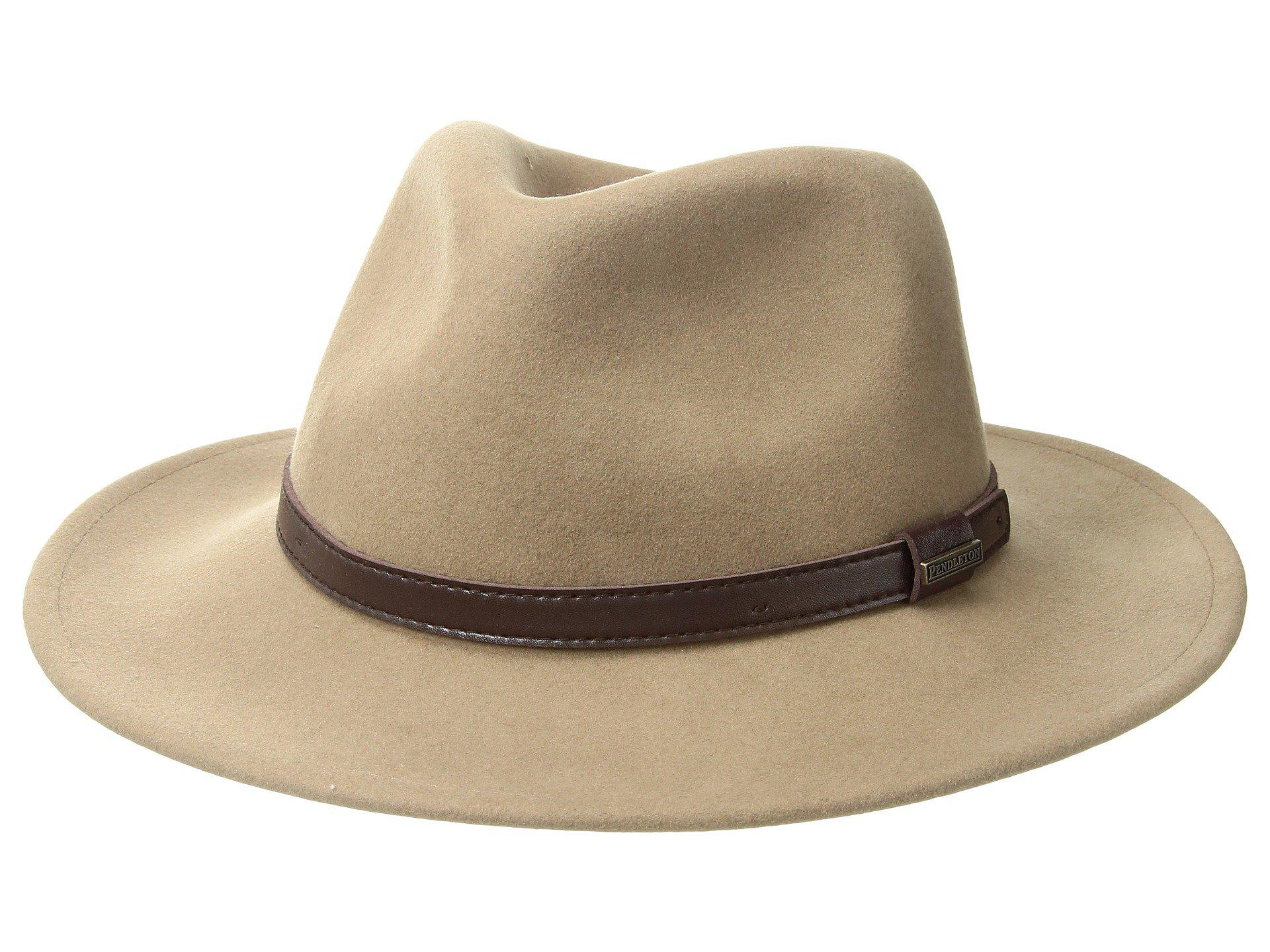 b74f4ed68f9 Lyst - Pendleton Outback Hat (putty) Caps for Men