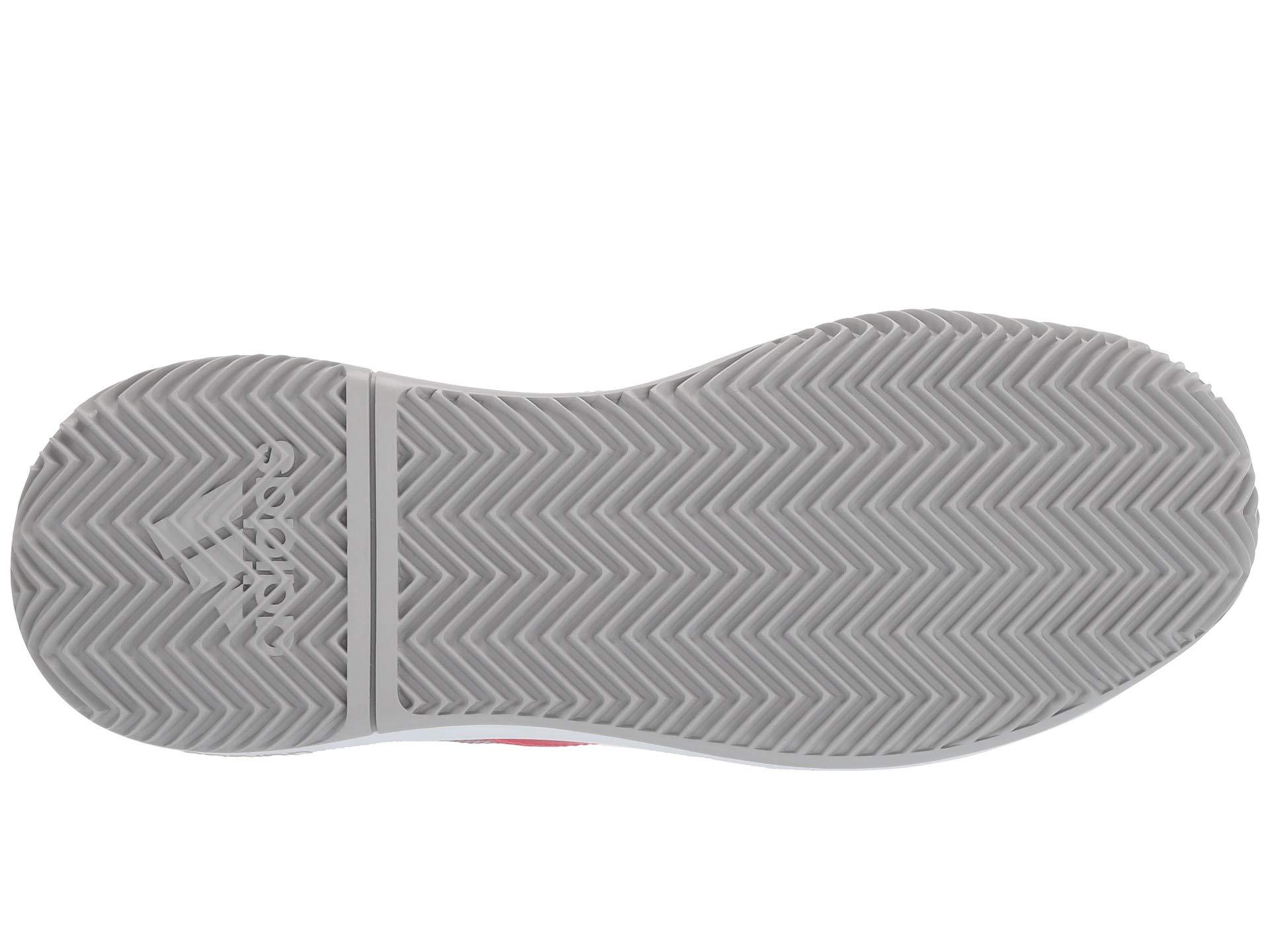 41d1e3c019597 Adidas - Adizero Defiant Bounce (light Granite shock Red footwear White)  Women s. View fullscreen