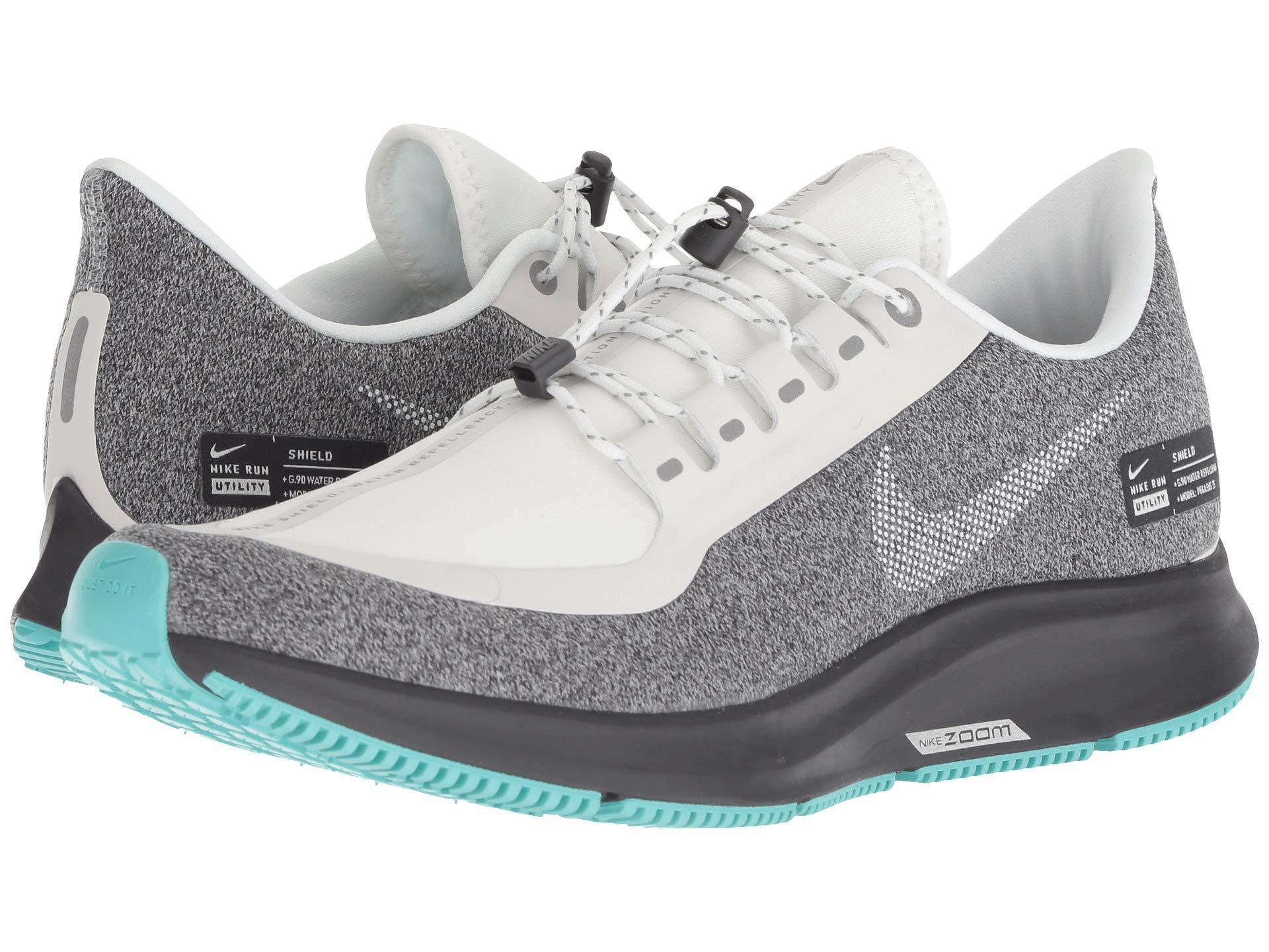be5ad51d0cc69 Air Zoom Pegasus 35 Shield (black anthracite anthracite dark Grey) Women s Running  Shoes