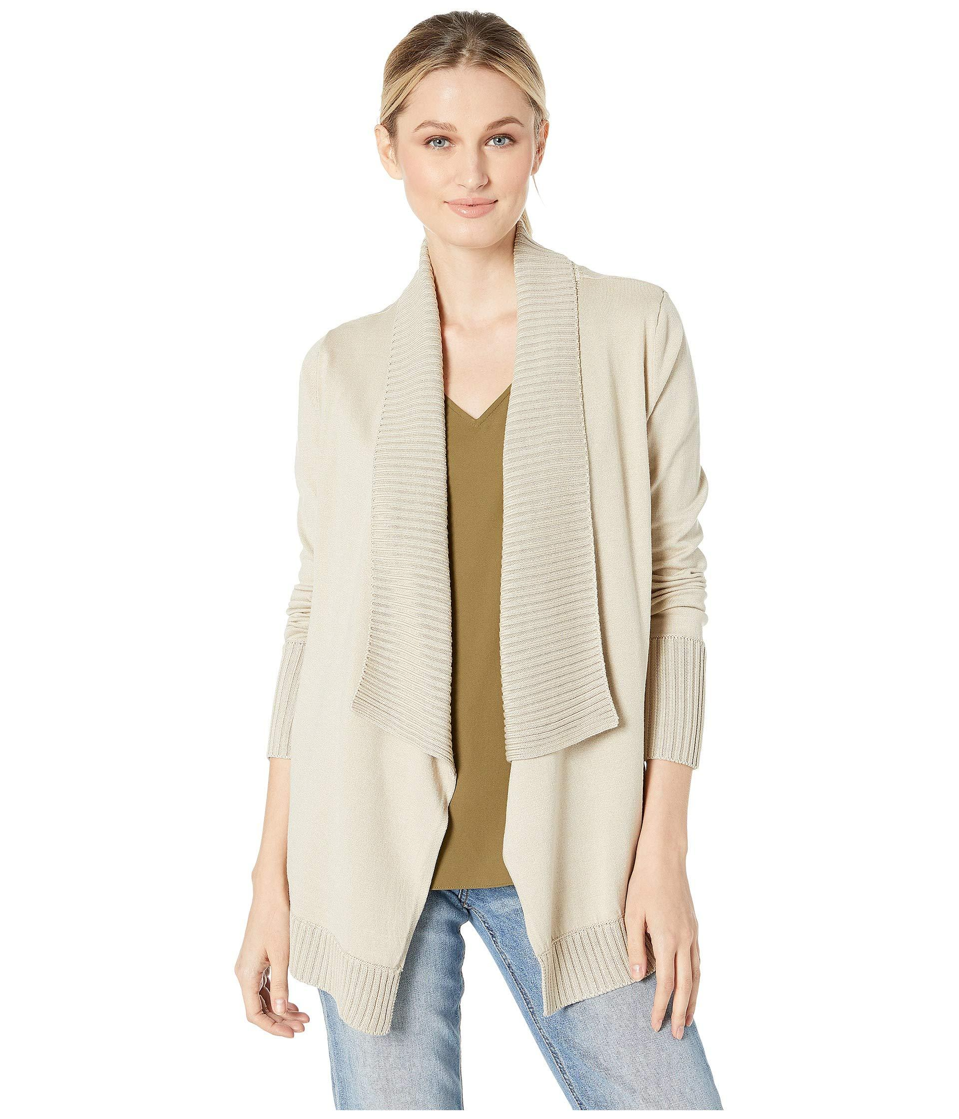 5c03082857f70 Lyst - Kut From The Kloth Amabelle Rib Knit Sweater (khaki) Women s ...