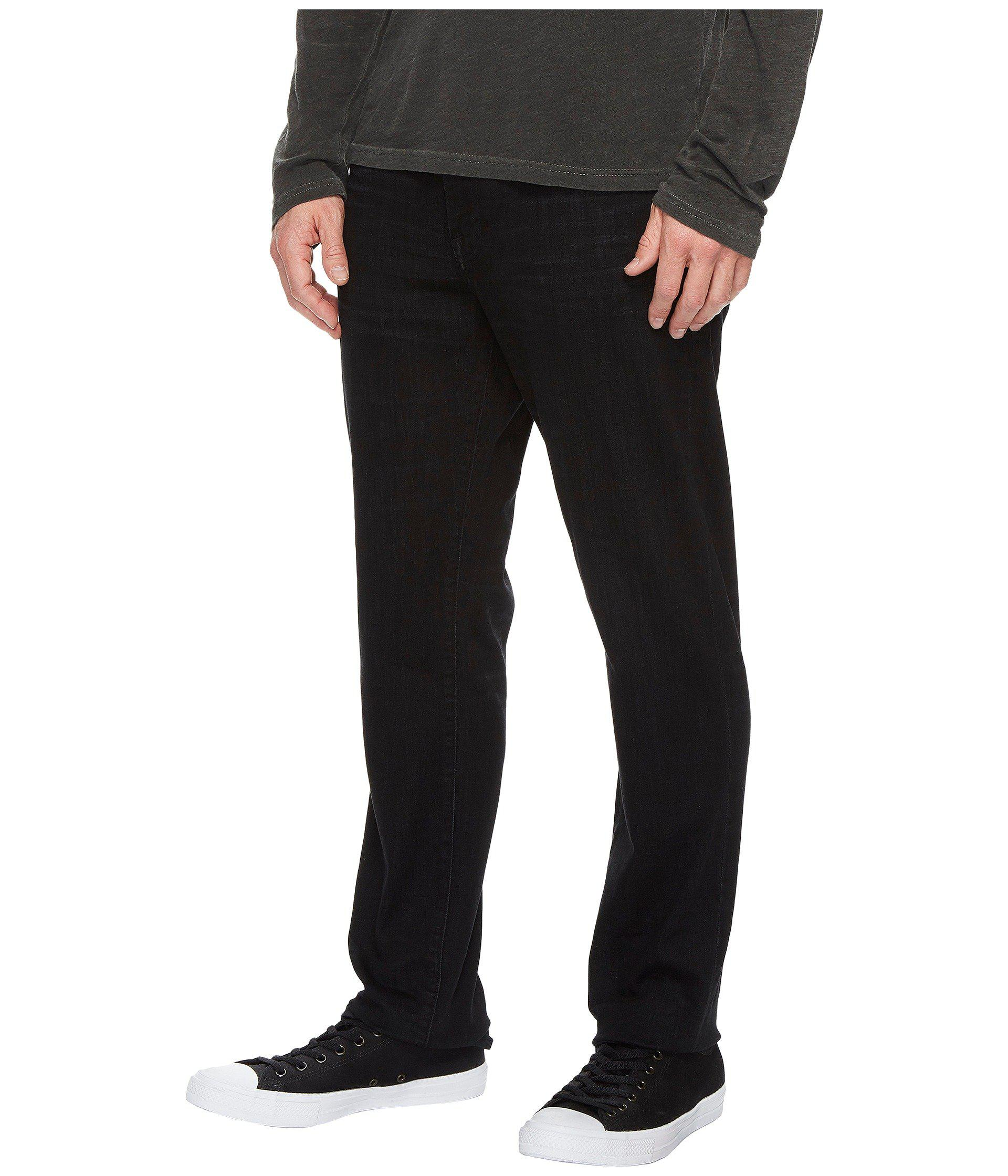 6673c9bffdb Lyst - Lucky Brand 410 Athletic Fit In Point Rider (point Rider) Men s Jeans  in Black for Men