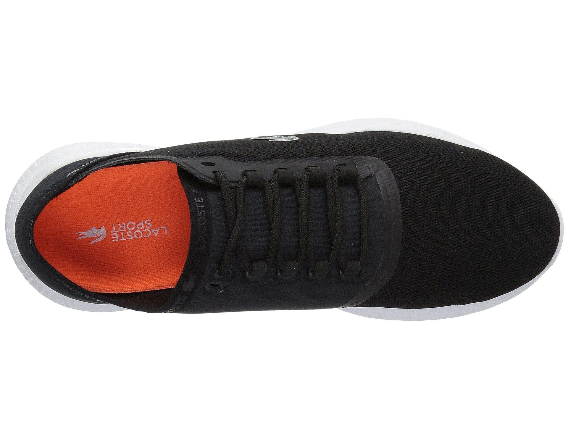 9a67315d55a96 Lacoste - Black Lt Fit 118 4 (dark Grey red) Men s Shoes for. View  fullscreen