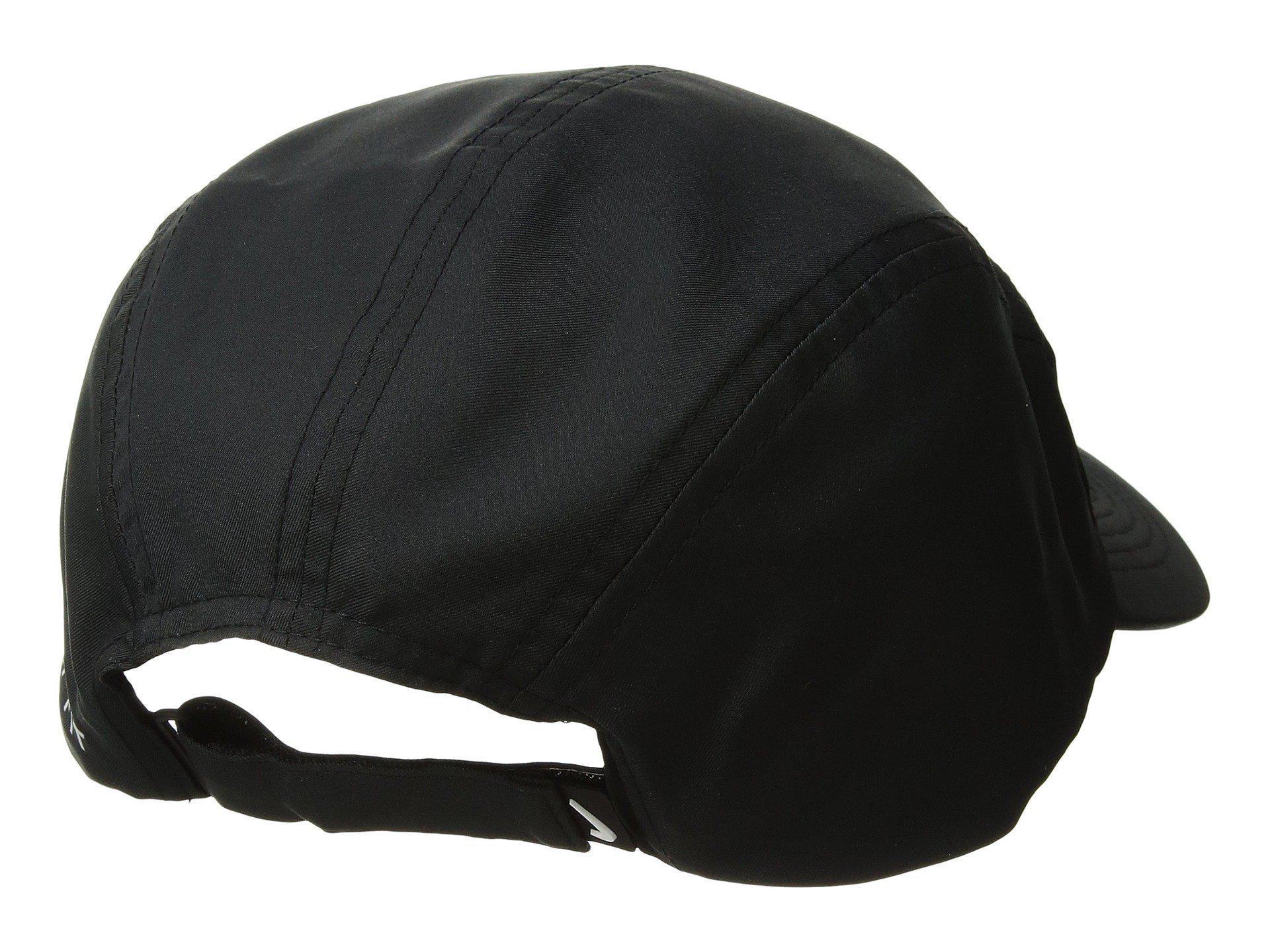 Lyst - Nike Aw84 Core Cap in Black for Men 111953daa9e