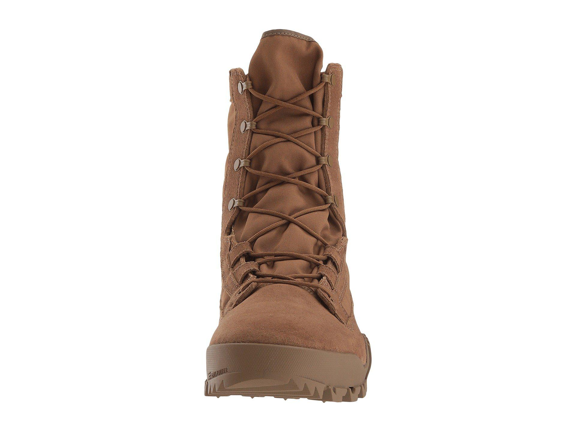 sports shoes 3e613 d37a2 Nike Sfb Jungle 8 Leather Boot (coyote/coyote) Men's Boots in Brown ...
