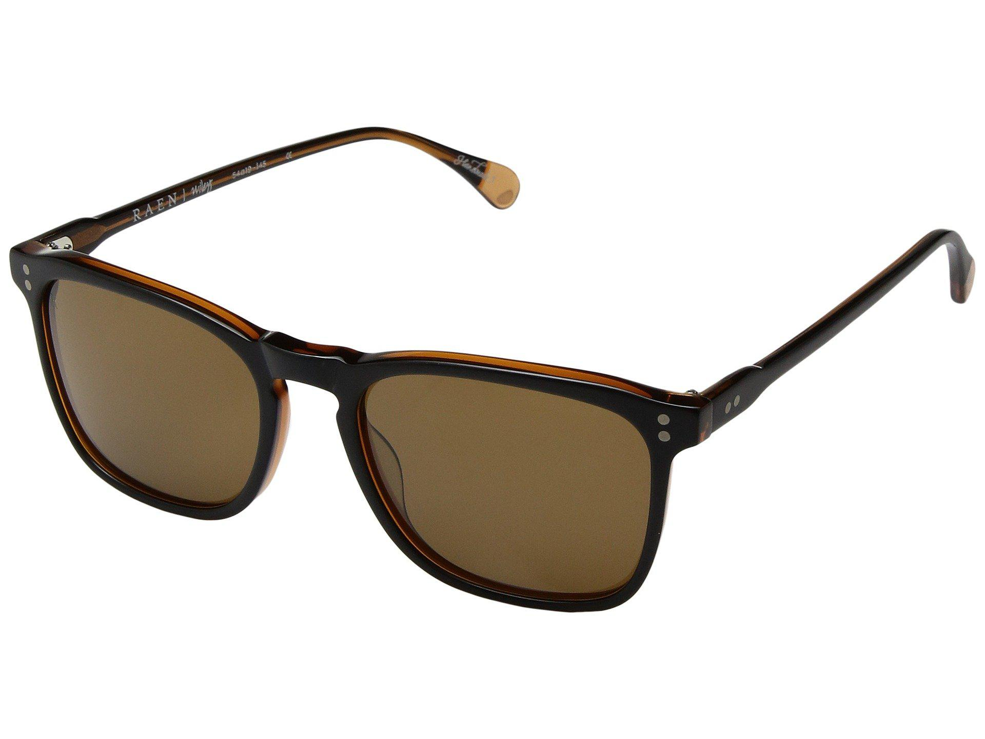 b37f661ad20 Raen. Men s Brown Wiley (tokyo Tortoise Bronze Polarized) Polarized Fashion  Sunglasses