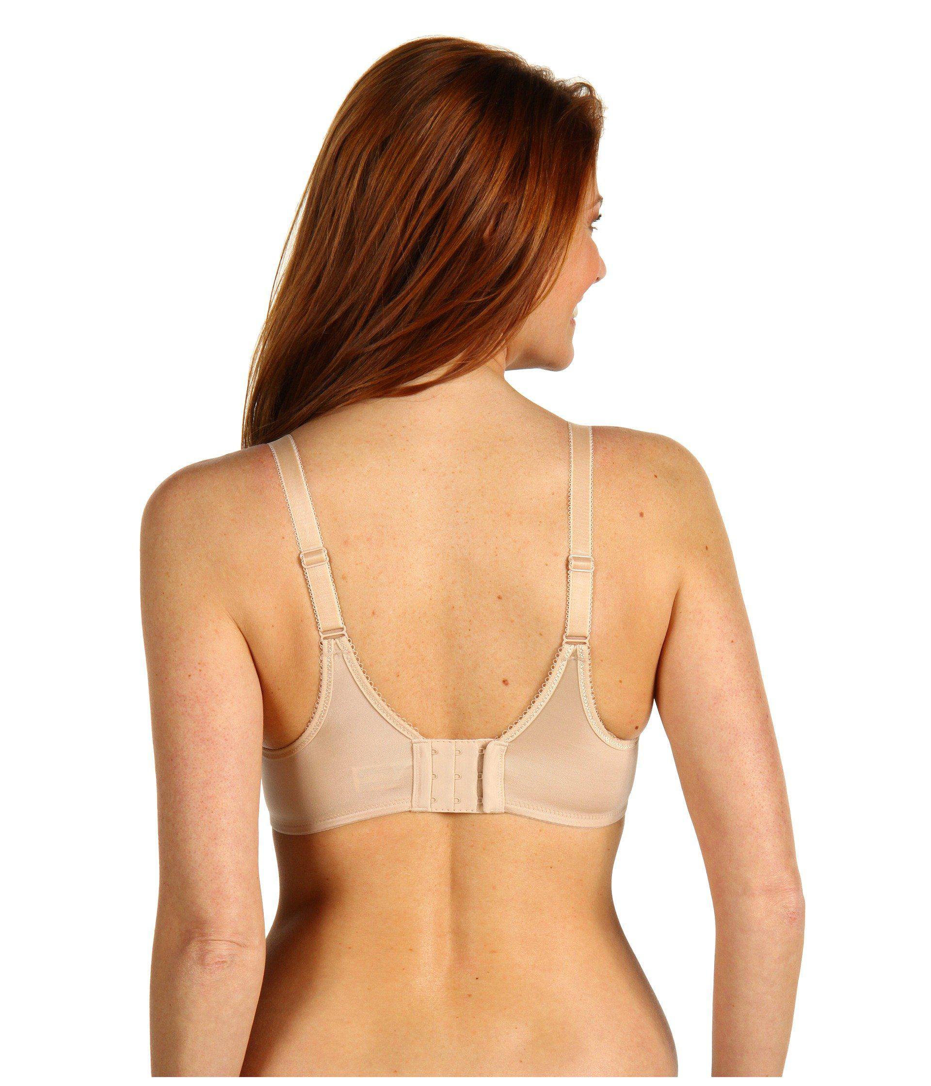 c0f34c1446 Wacoal - Natural Basic Beauty Full Figure Underwire Bra 855192 (ivory) Women s  Bra -. View fullscreen
