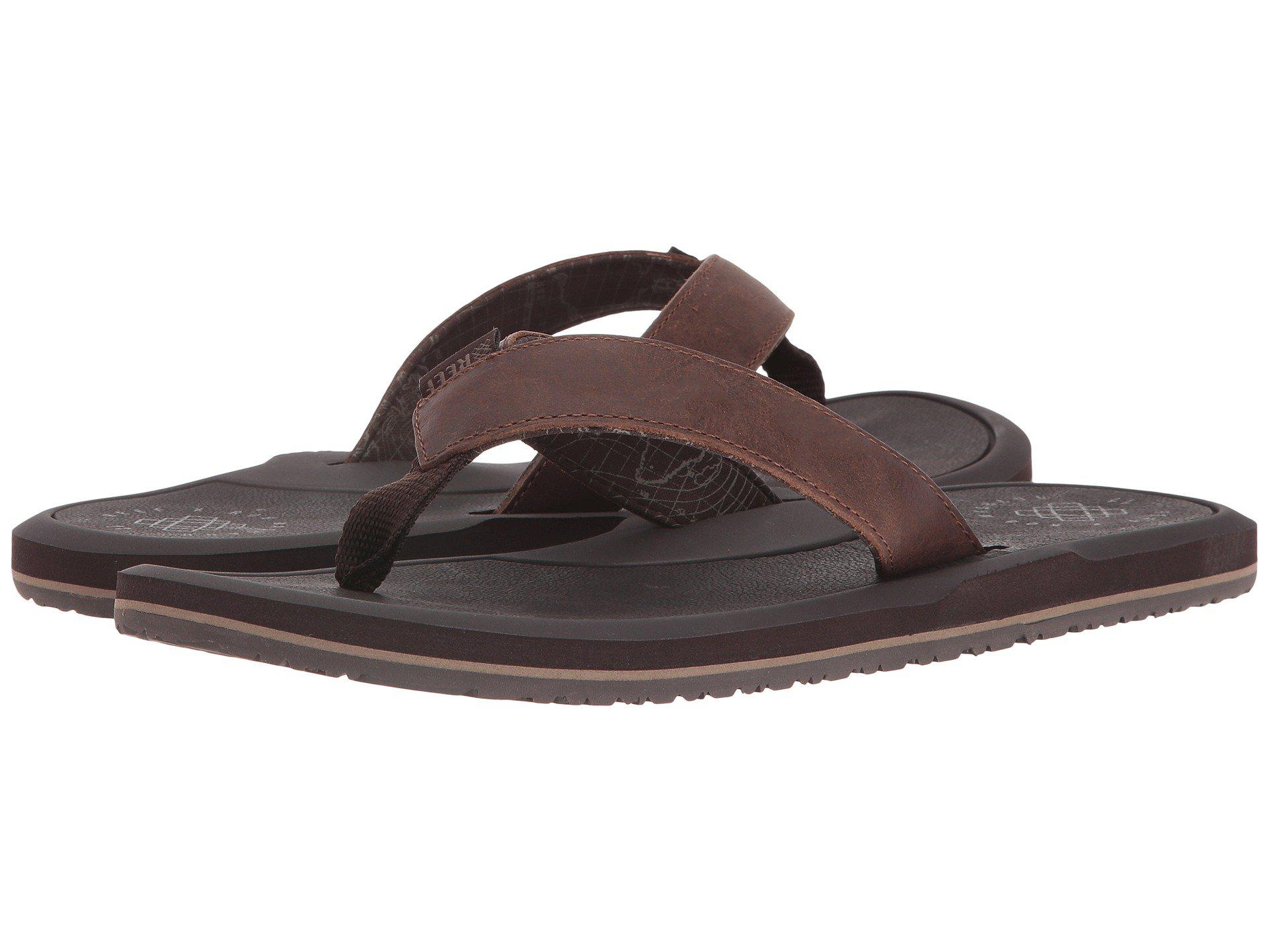 866db777e4a9 Lyst - Reef Machado Night (brown) Men s Sandals in Brown for Men