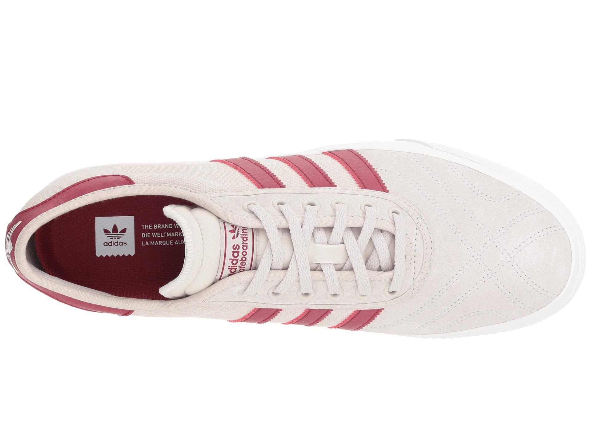 Adidas Originals - White Adi-ease Premiere (lgh Solid Grey grey 3 . View  fullscreen 7c7392357