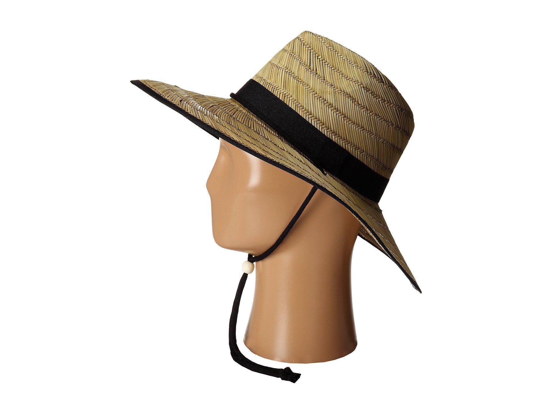 00482ed7643a3 San Diego Hat Company - Rsl5556 Rush Straw Lifeguard W  Band And Chin Cord  (. View fullscreen