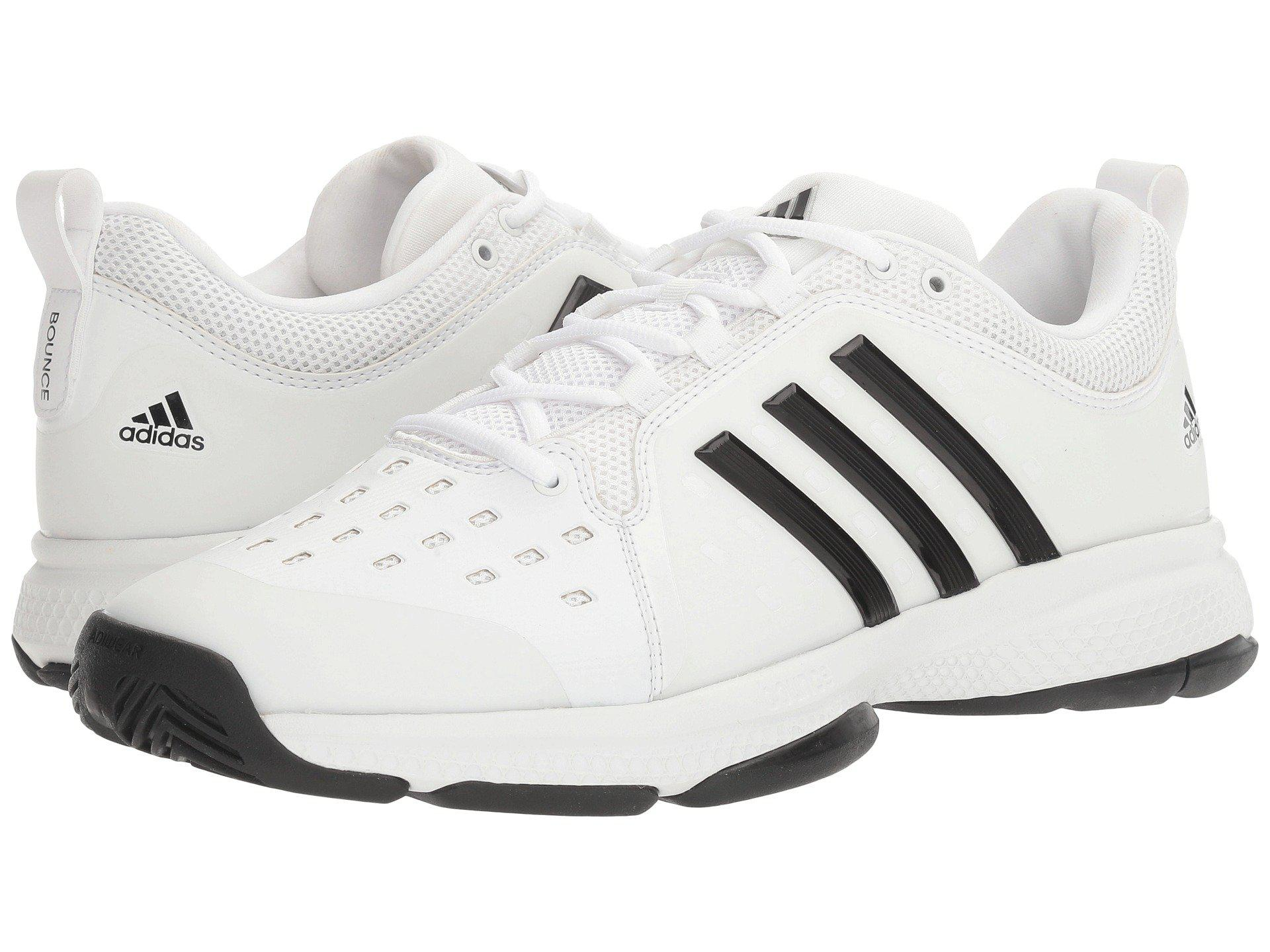super popular a5c01 4f7db Lyst - adidas Barricade Classic Bounce in White for Men