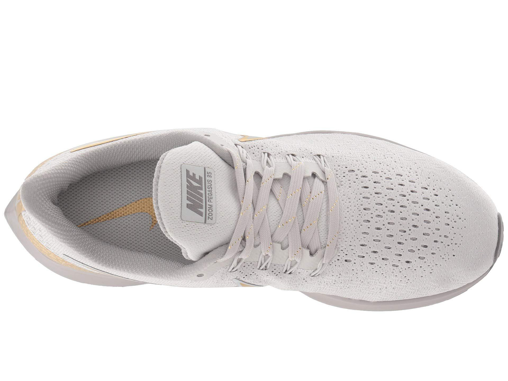 666021ad6595 Nike - Gray Air Zoom Pegasus 35 Premium (vast Grey metallic  Platinum atmosphere. View fullscreen