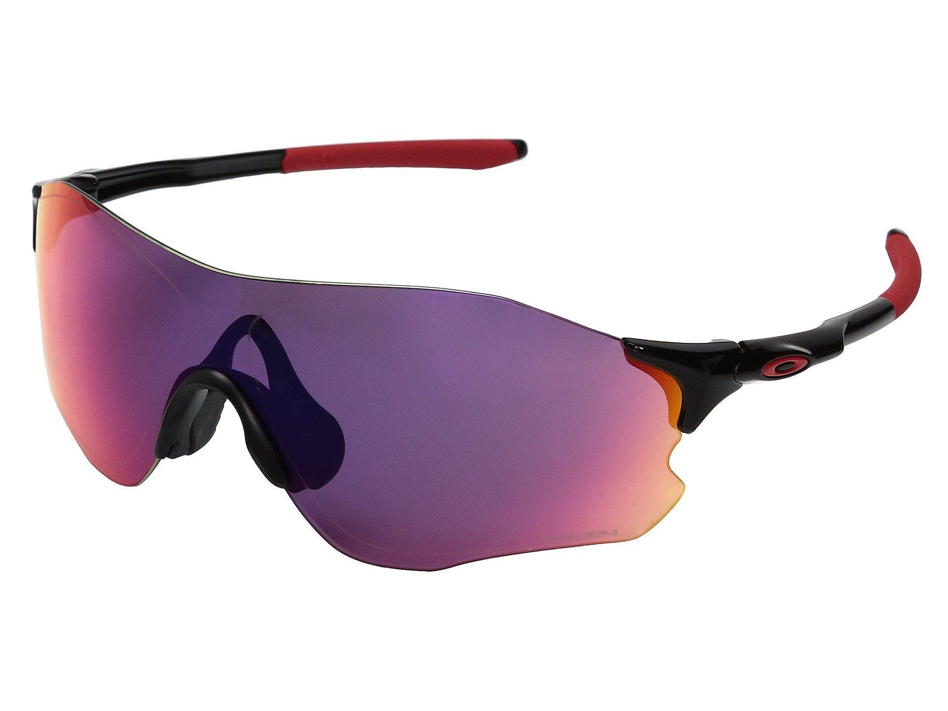 9e7c7d4ae1d7 Oakley Evzero Path (polished Black W/ Prizm Road) Sport Sunglasses ...