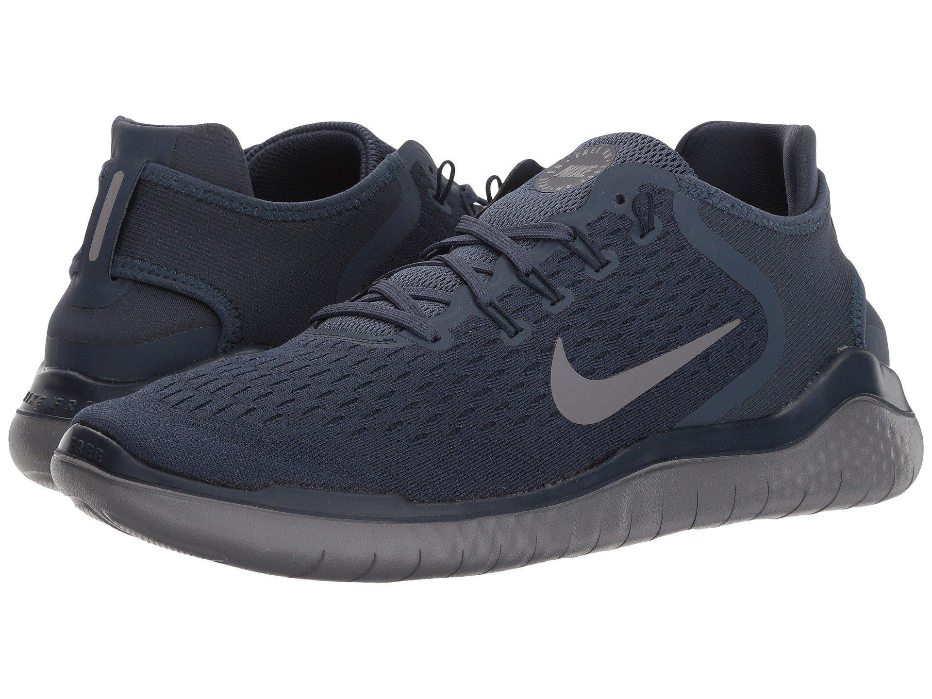 32f1e172e1405 Lyst - Nike Free Rn 2018 (wolf Grey white volt) Men s Running Shoes ...