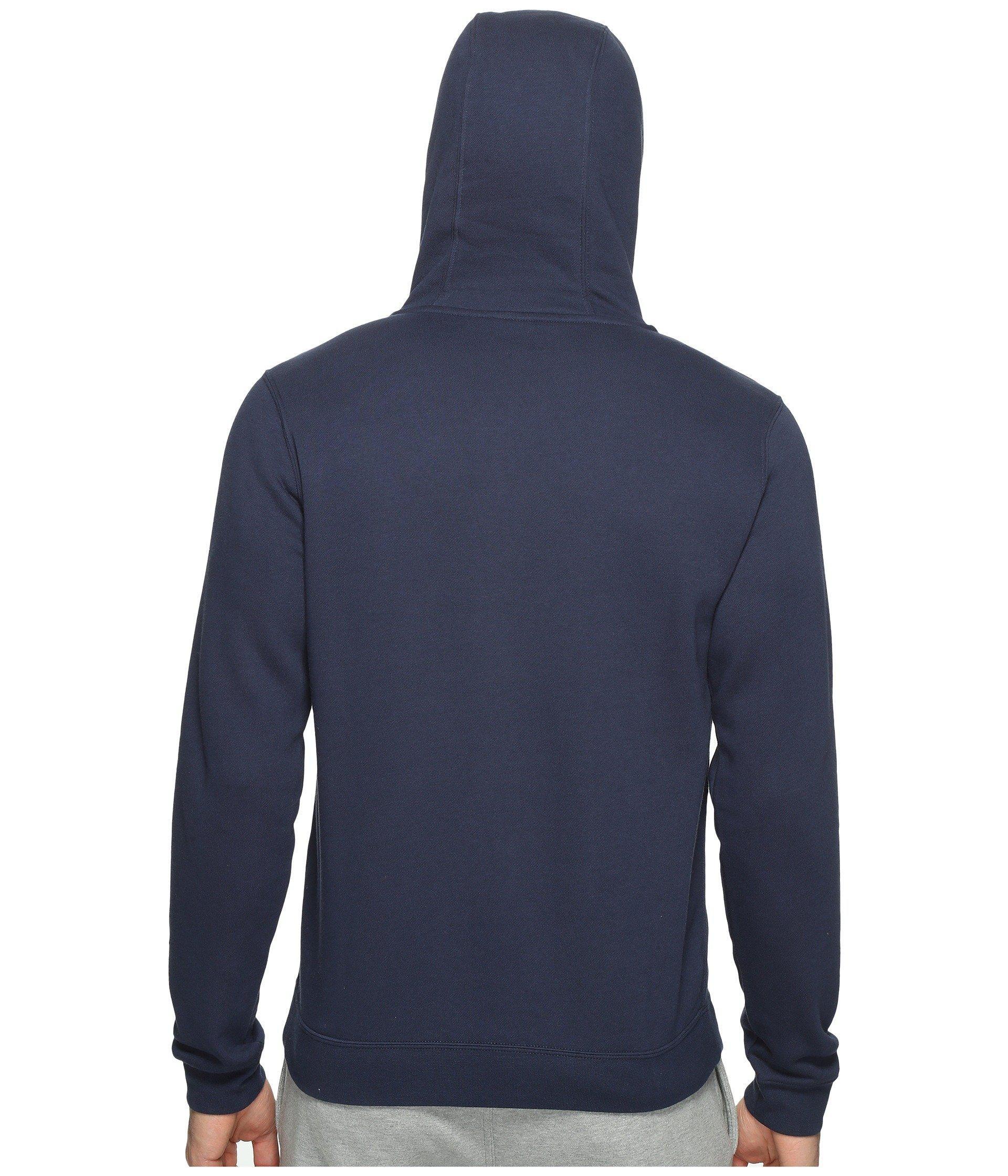 b721cc73ad5d Nike - Blue Club Fleece Full-zip Hoodie (charcoal Heather charcoal  Heather . View fullscreen