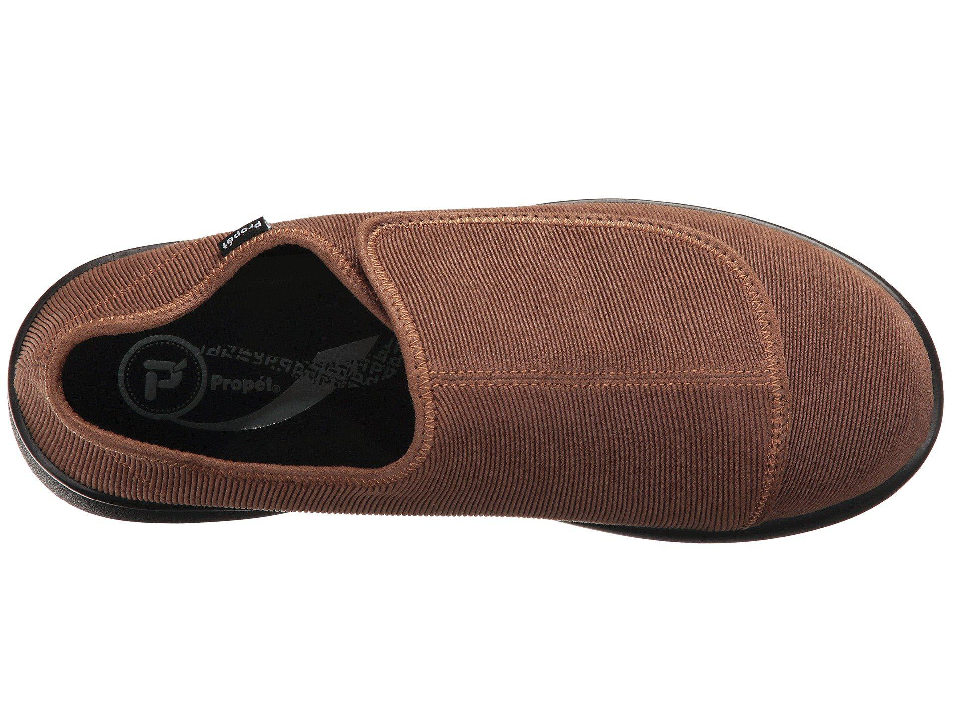 ed0c97c704bb Propet - Brown Cush  n Foot Medicare hcpcs Code   A5500 Diabetic Shoe (.  View fullscreen