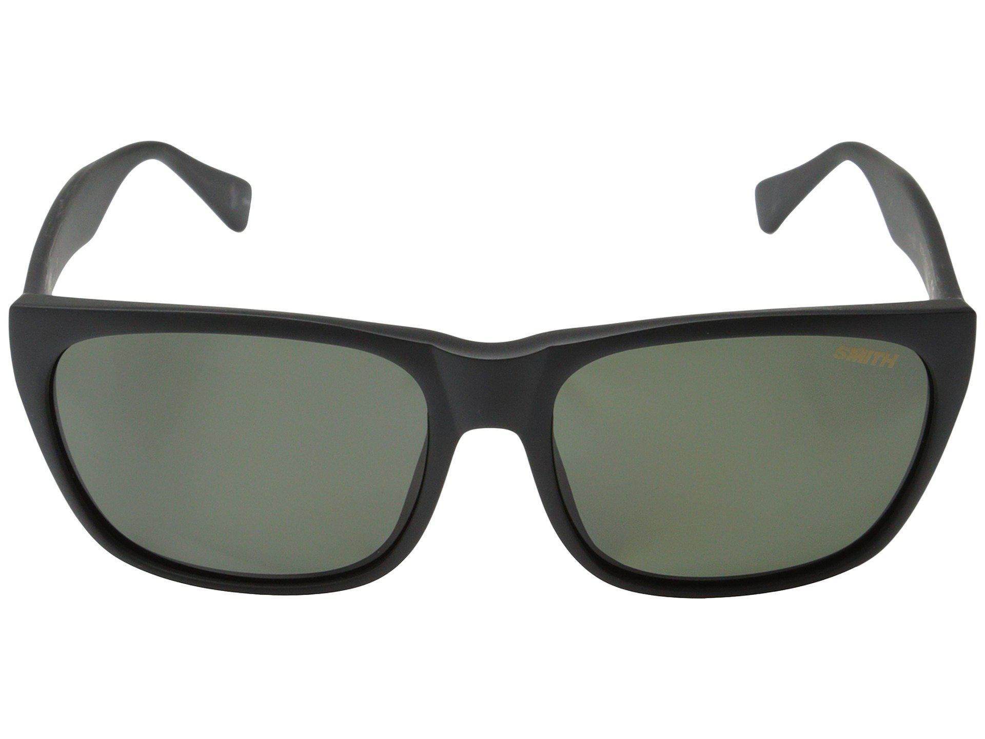 91e597b4ef Smith Optics - Tioga (matte Black polar Gray Green Carbonic Tlt Lenses)  Fashion. View fullscreen