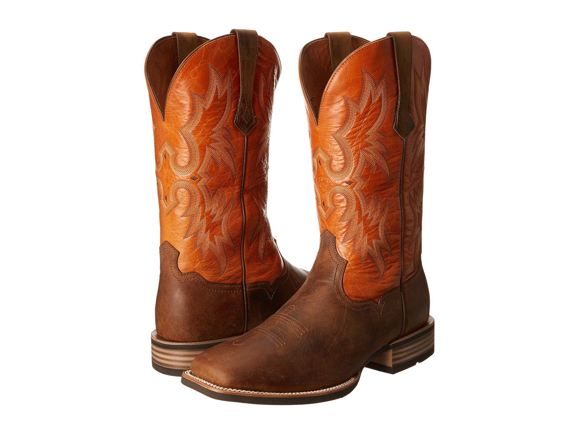 a3648e6a97a Ariat Brown Tombstone for men