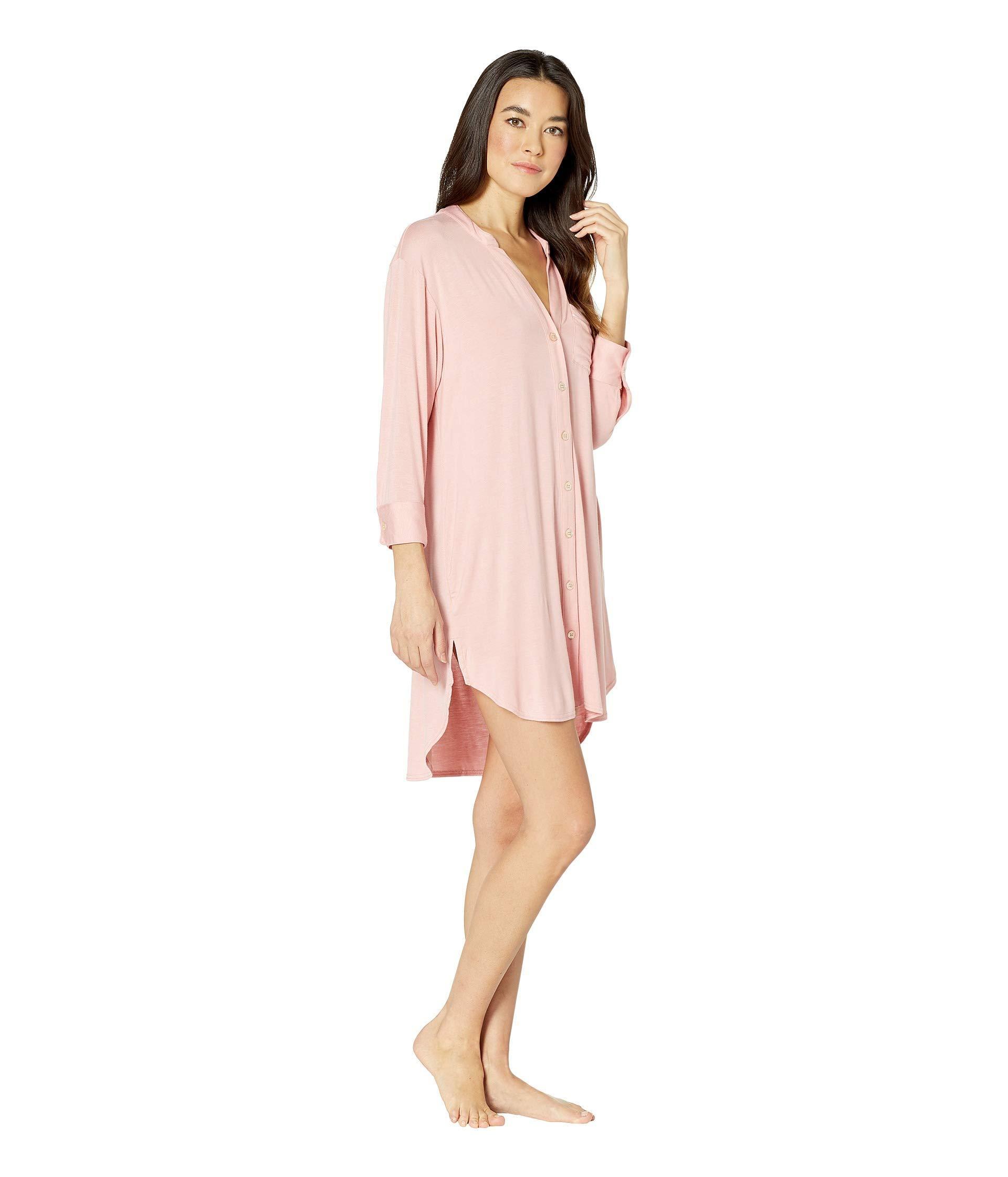 e331ceb42a Ugg - Vivian Knit Sleepshirt (pink Dawn) Women s Pajama - Lyst. View  fullscreen