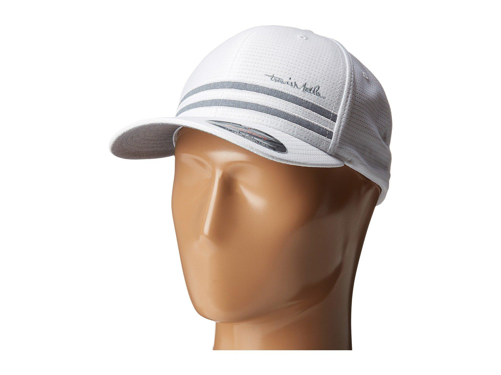 Lyst - Travis Mathew Hout (black) Caps in White for Men d5e304dad9e2