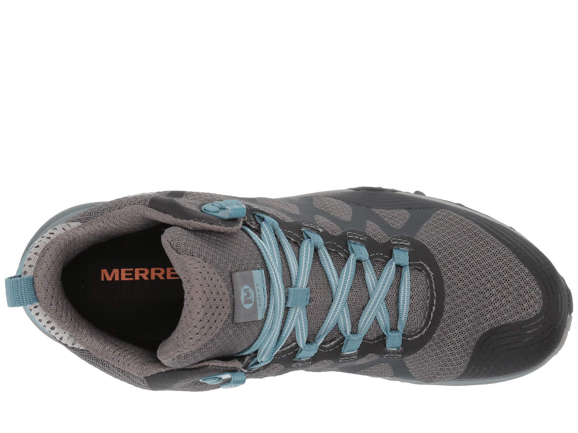 c20ad4ec626 Lyst - Merrell Siren 3 Mid Waterproof in Blue - Save 1%