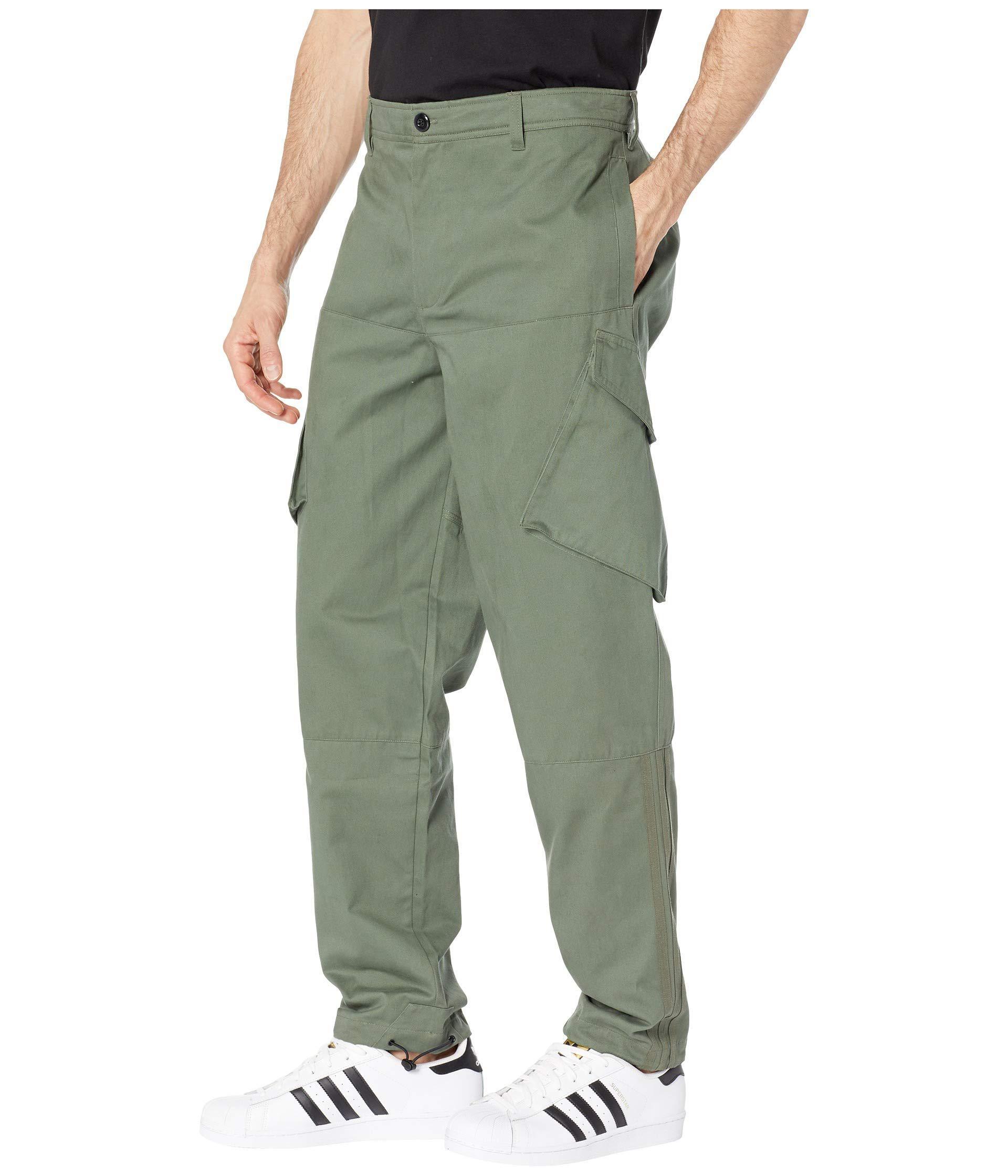 0c79e3da93 Lyst - adidas Originals Cargo Pants (base Green) Men s Casual Pants in Green  for Men